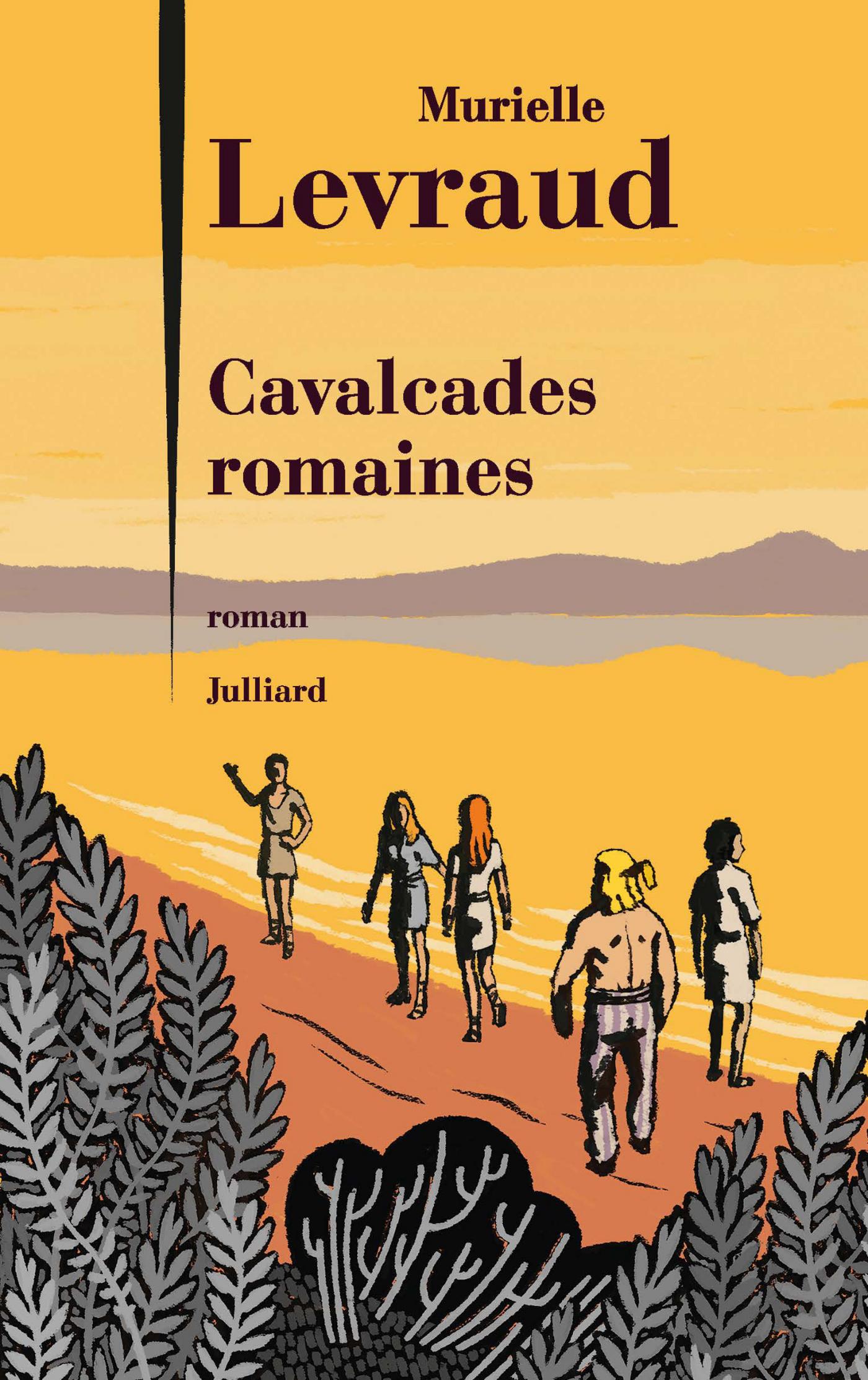 Cavalcades romaines (ebook)