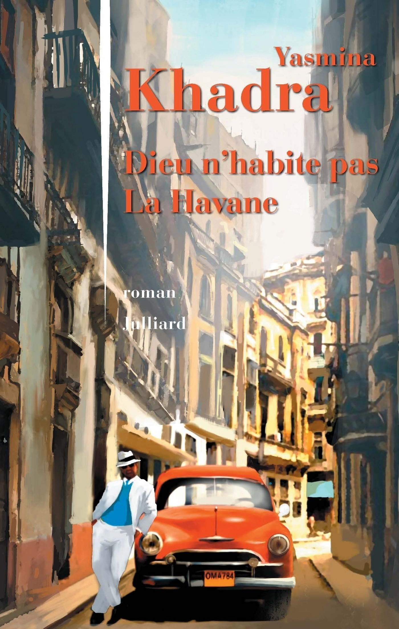 Dieu n'habite pas La Havane (ebook)