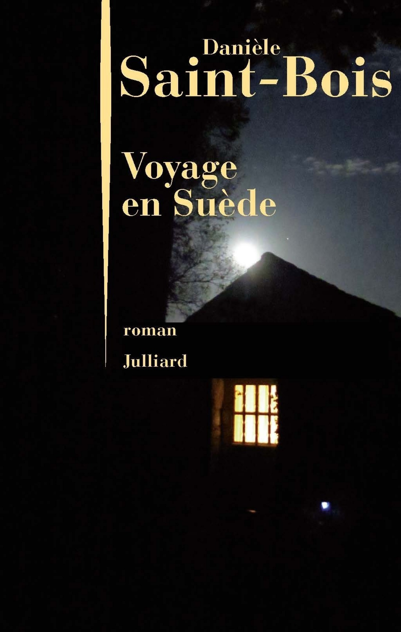 Voyage en Suède (ebook)