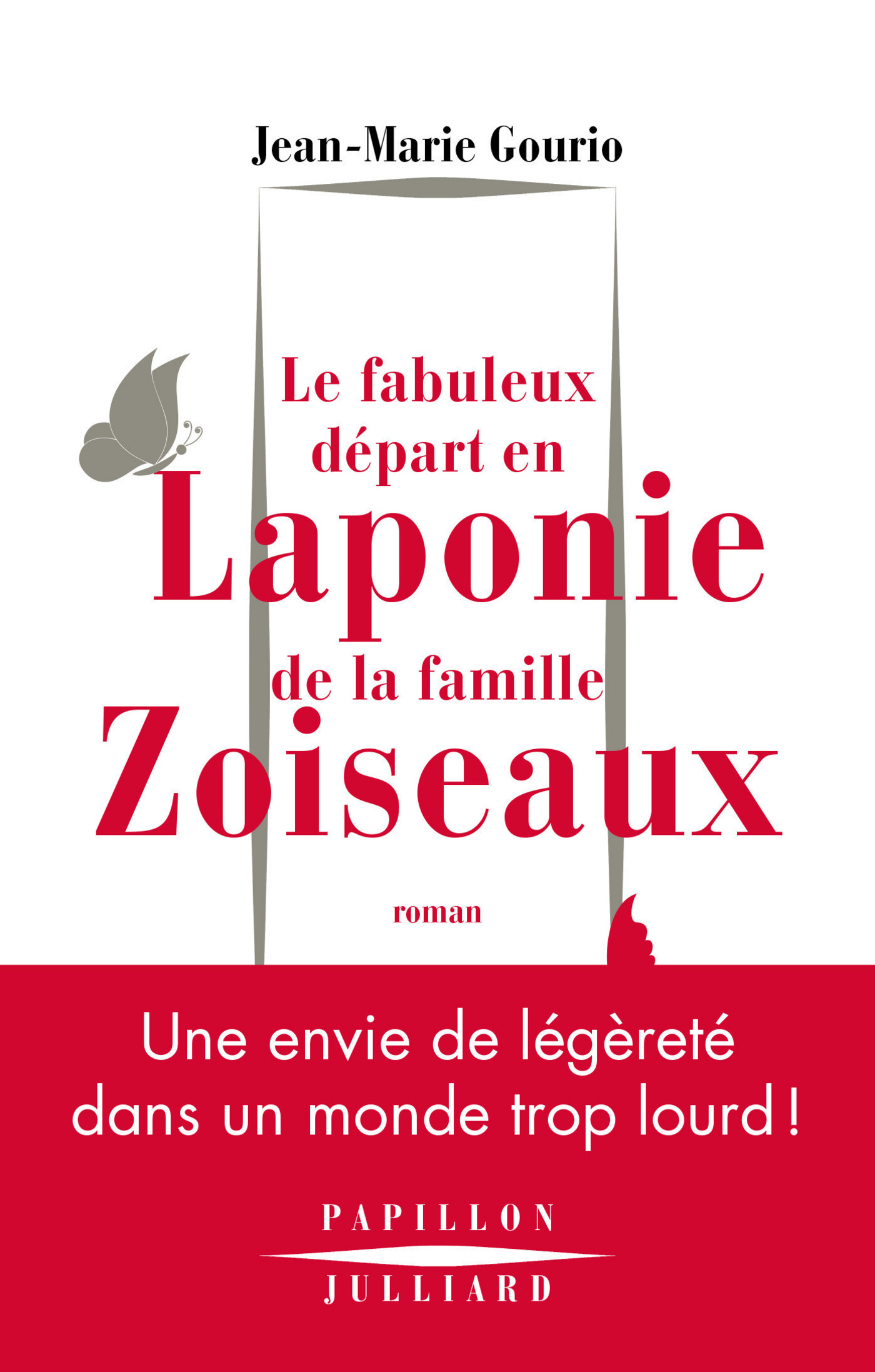 Le Fabuleux départ en Laponie de la famille Zoiseaux (ebook)