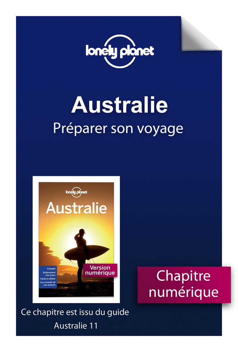 Australie 11ed - Préparer son voyage