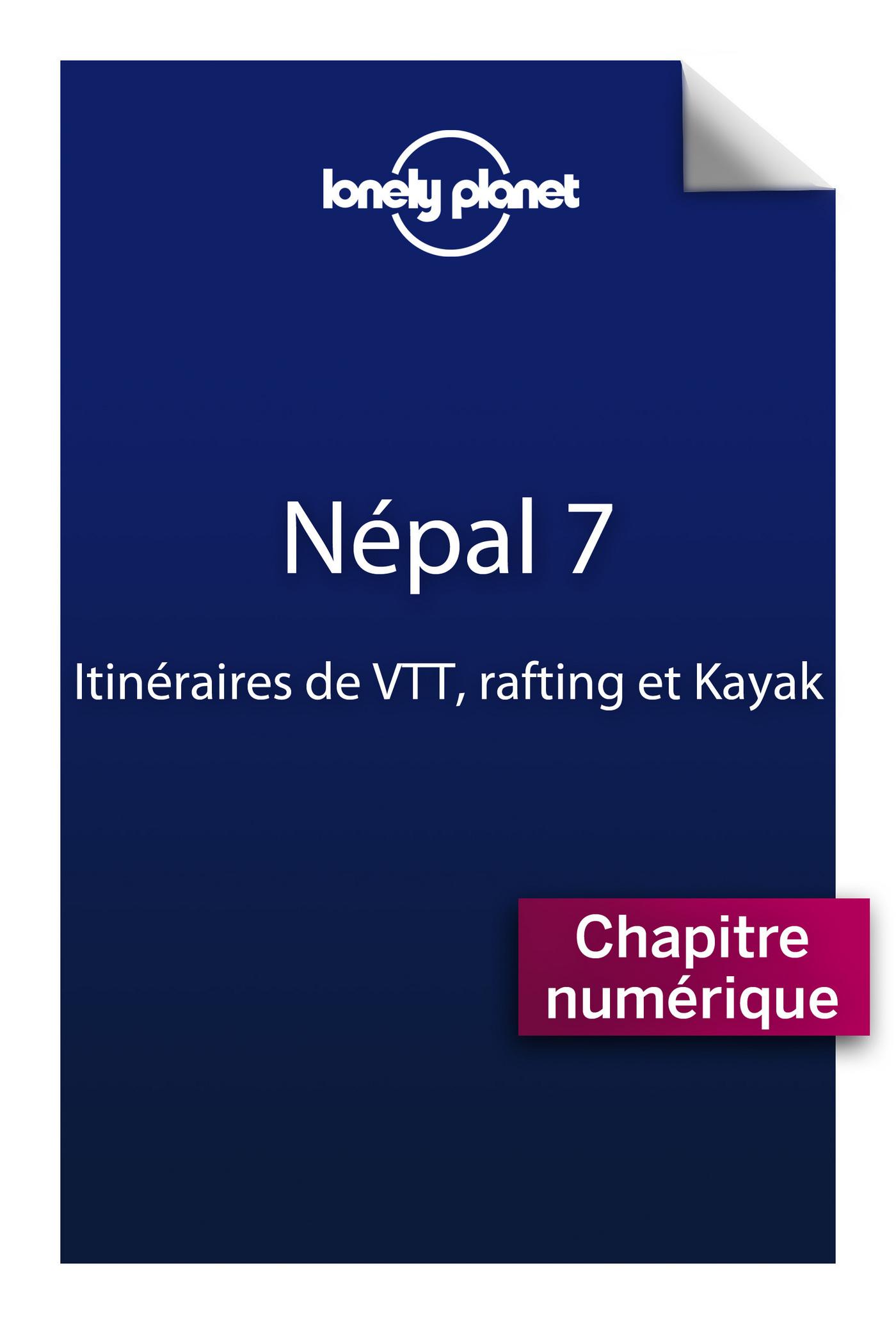 Népal 7 - Itinéraires de VTT, de rafting et de kayak