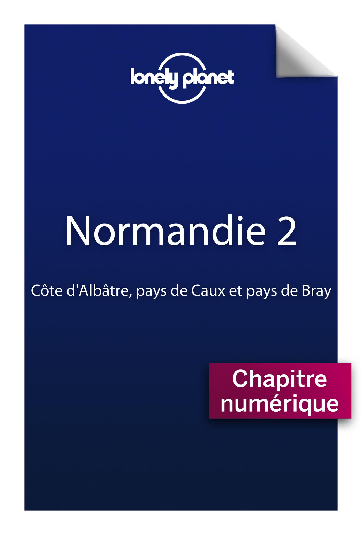 Normandie 2 - Côte d'Albâtre, pays de Caux et pays de Bray (ebook)