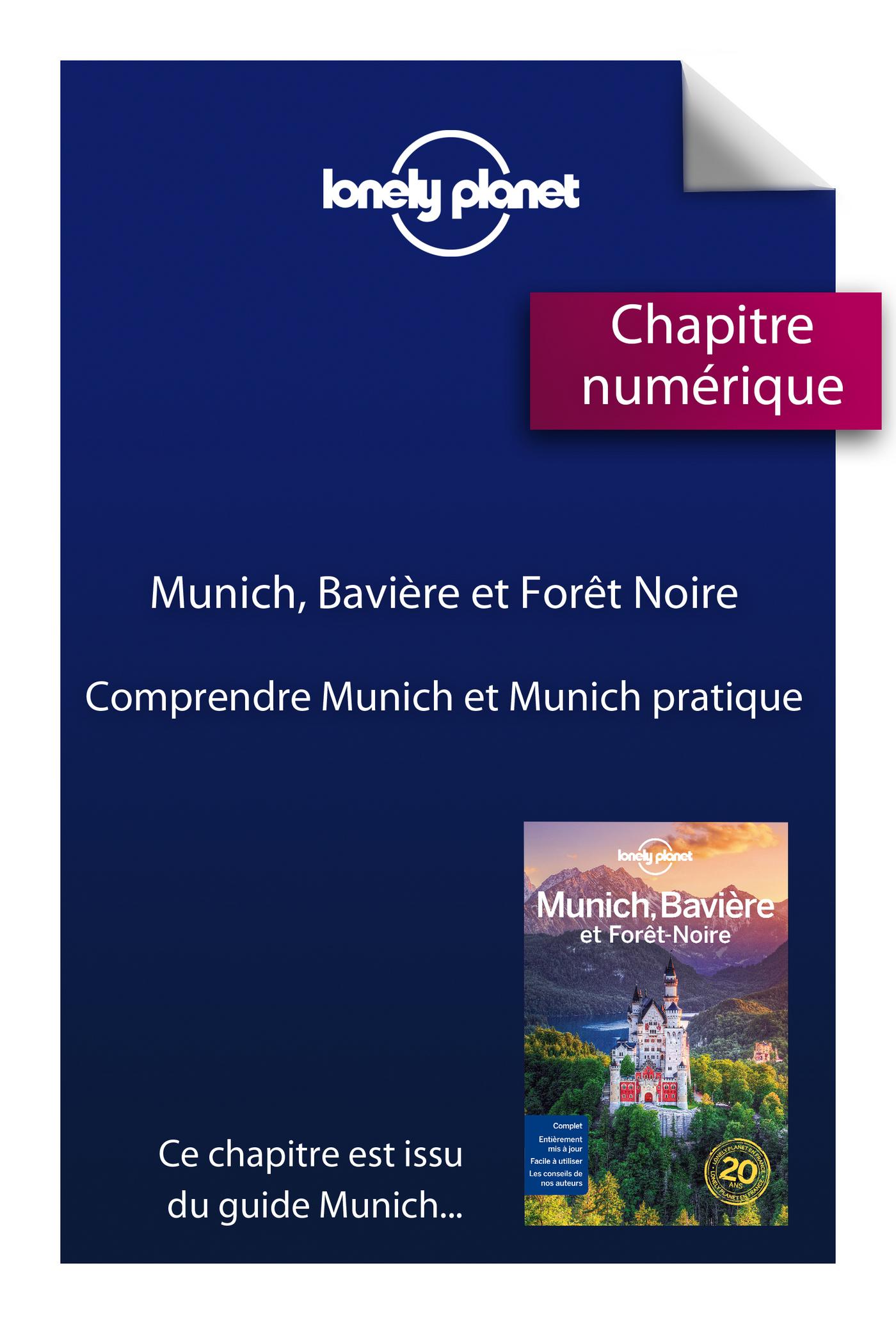 Munich la Bavière et la forêt noire 1 - Comprendre Munich, la bavière et la foret noire et Allemagne pratique
