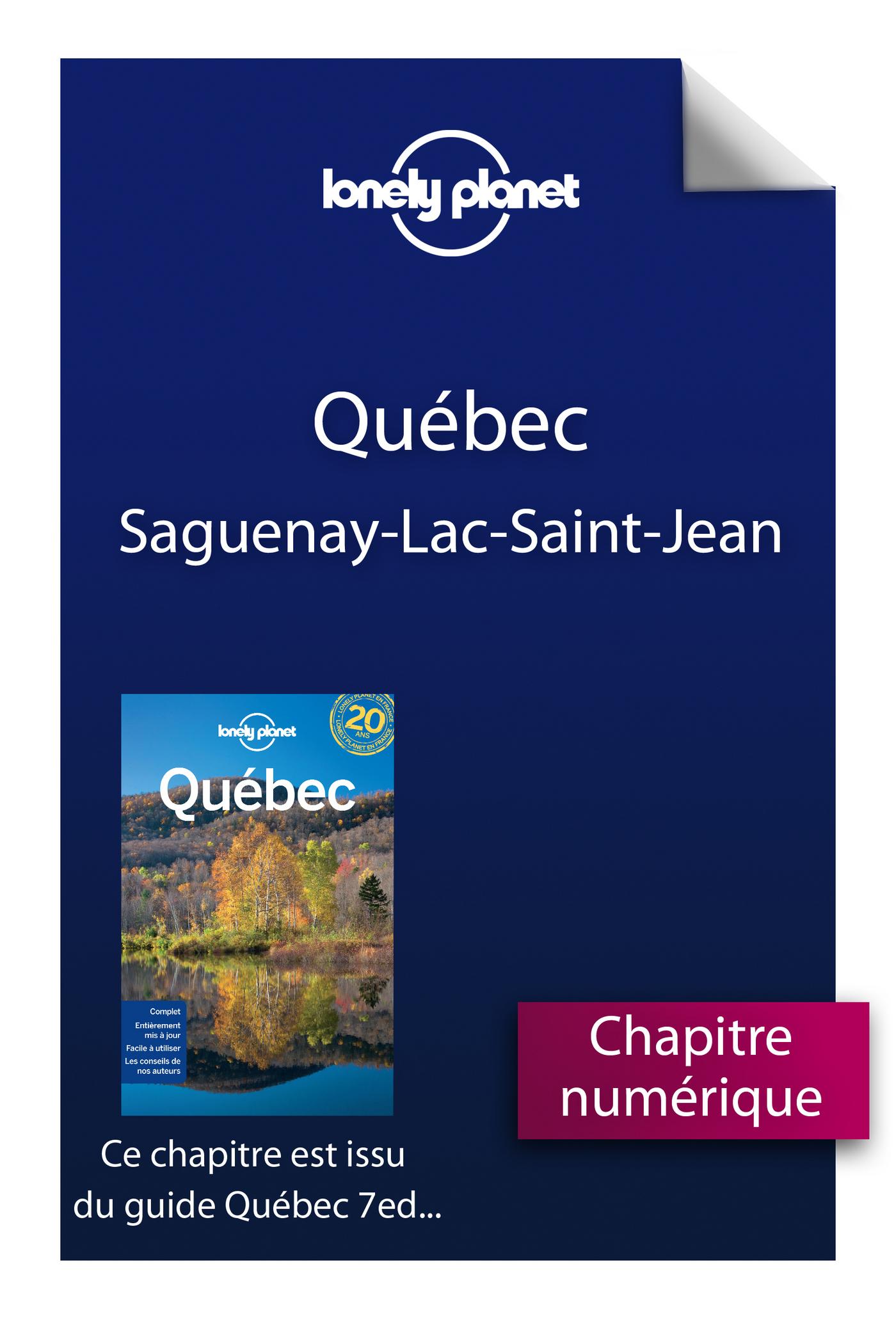 Québec 7 - Saguenay-Lac-Saint-Jean