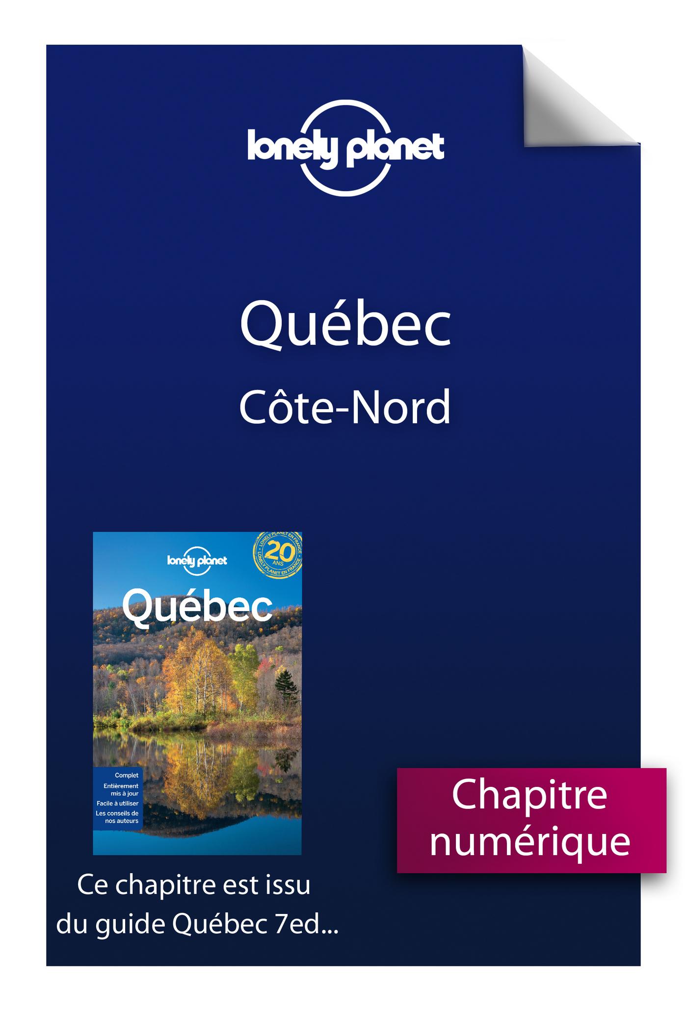 Québec 7 - Côte-Nord