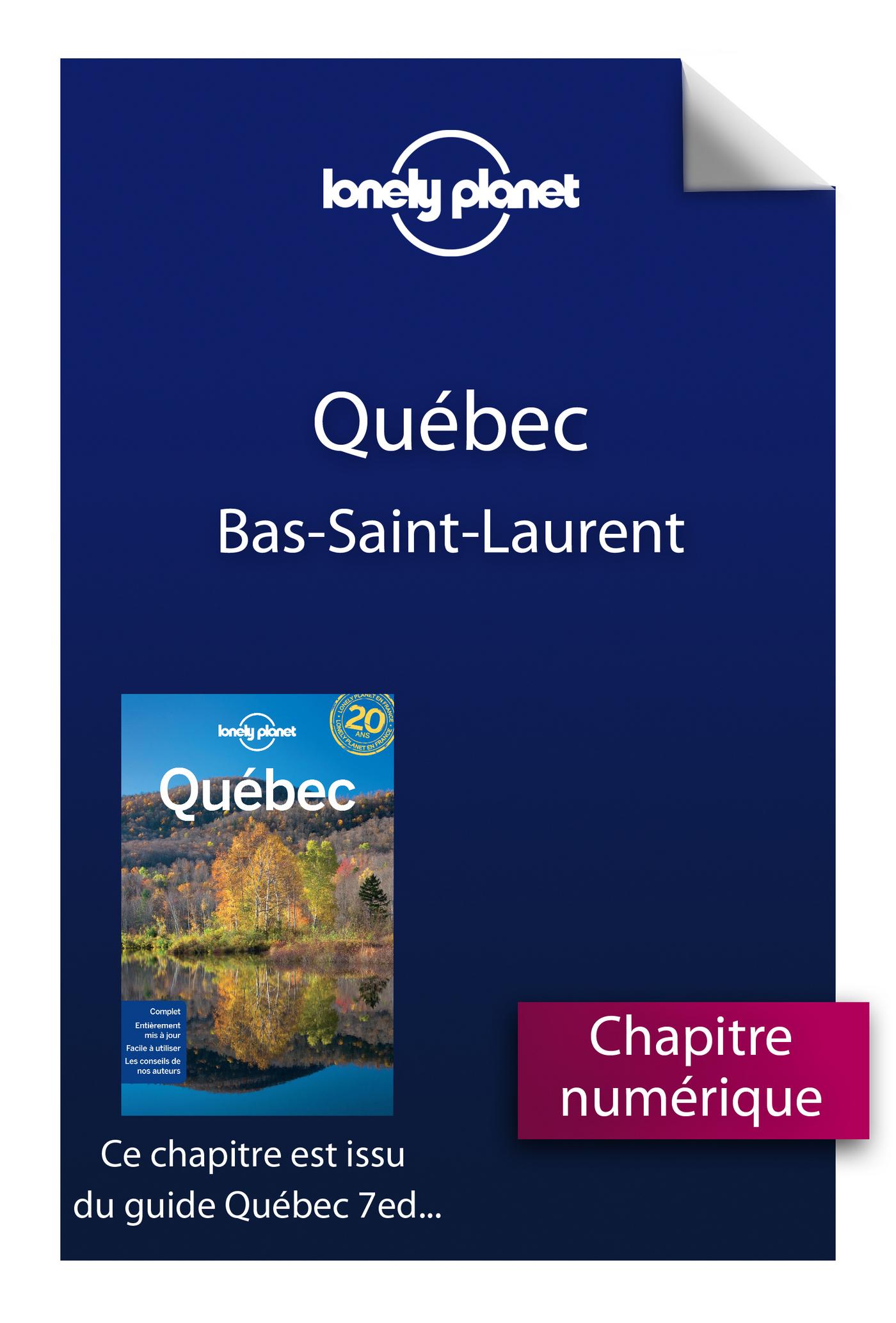 Québec 7 - Bas-Saint-Laurent