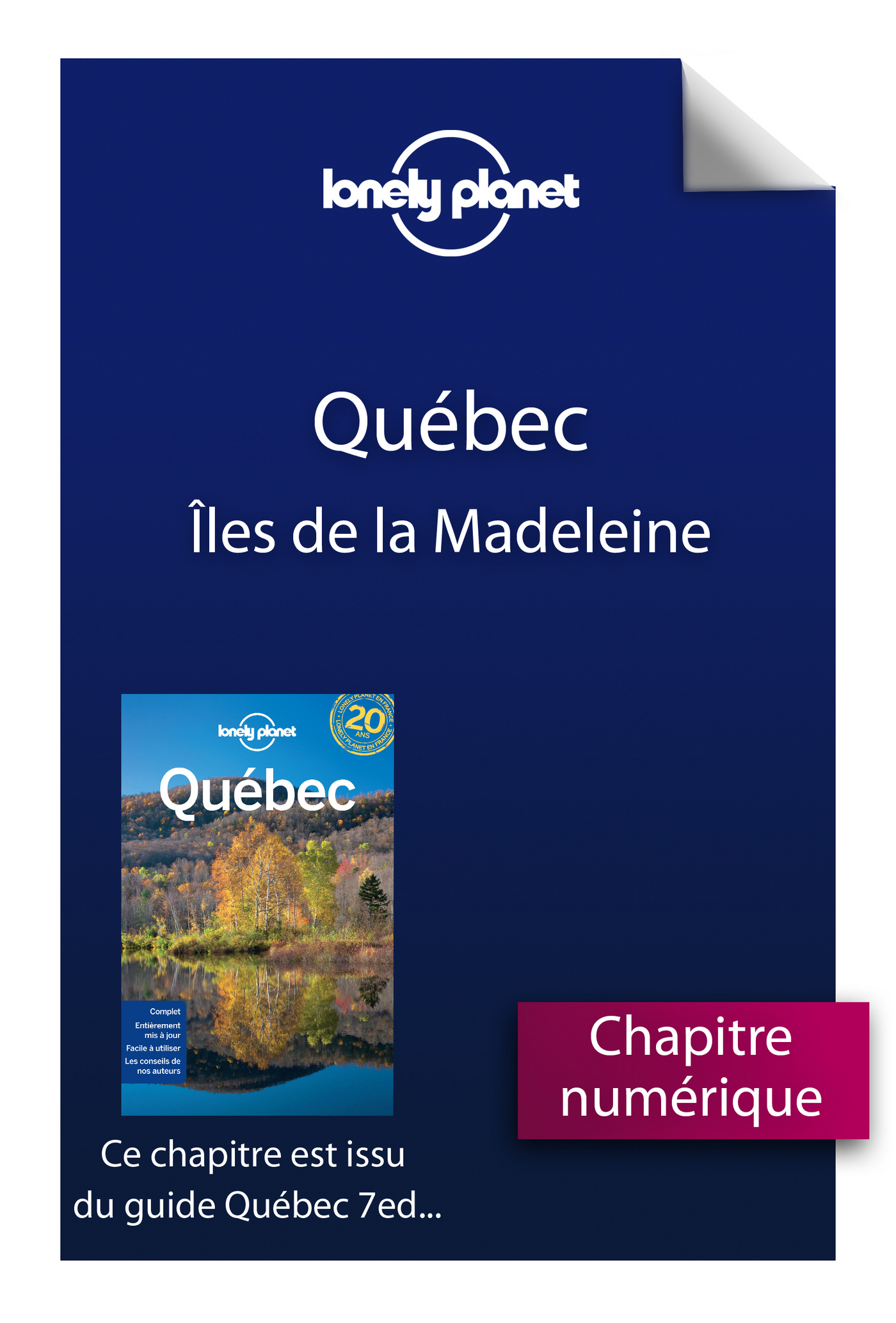 Québec 7 - Îles de la Madeleine