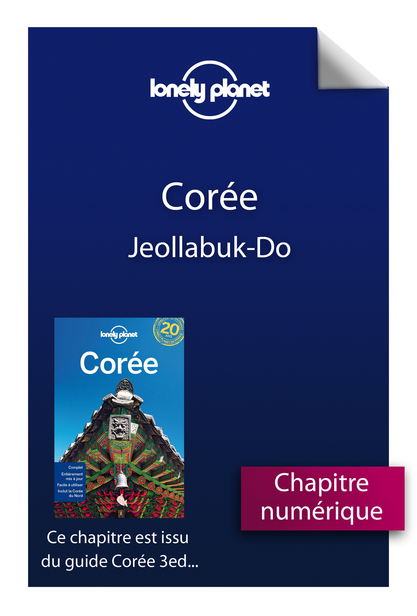 Corée 3 - Jeollabuk-Do