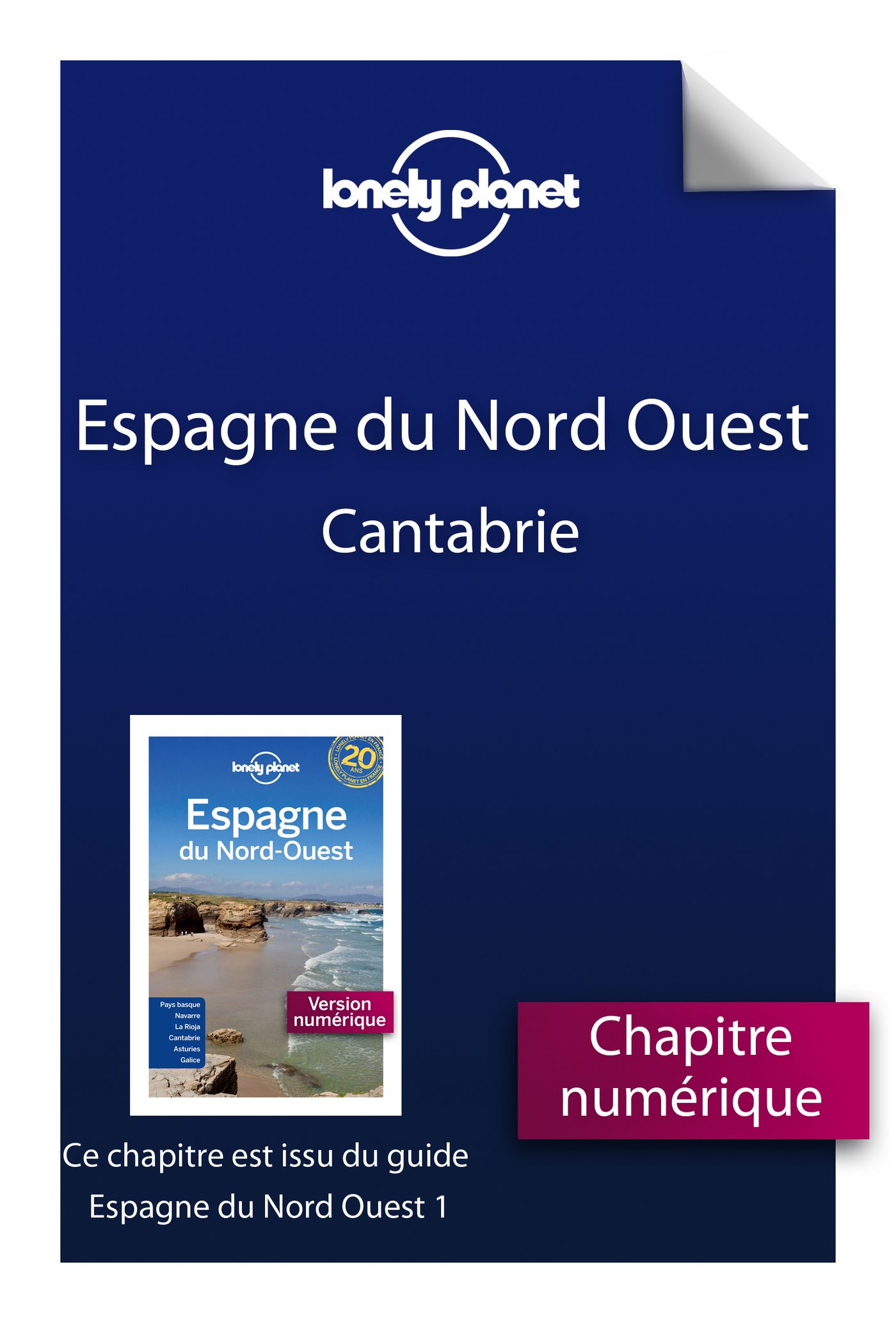Espagne du Nord Ouest 1ed - Cantabrie