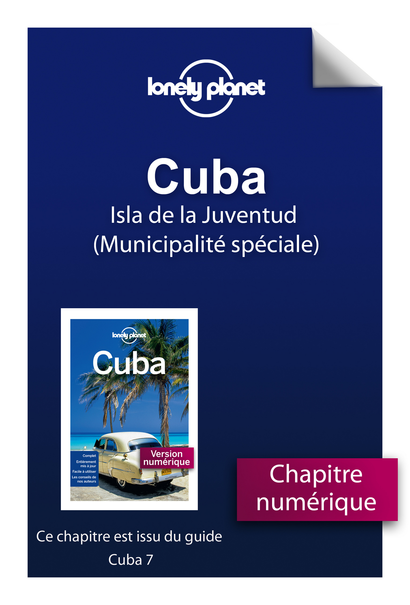 Cuba 7 - Isla de la Juventud (Municipalité spéciale )