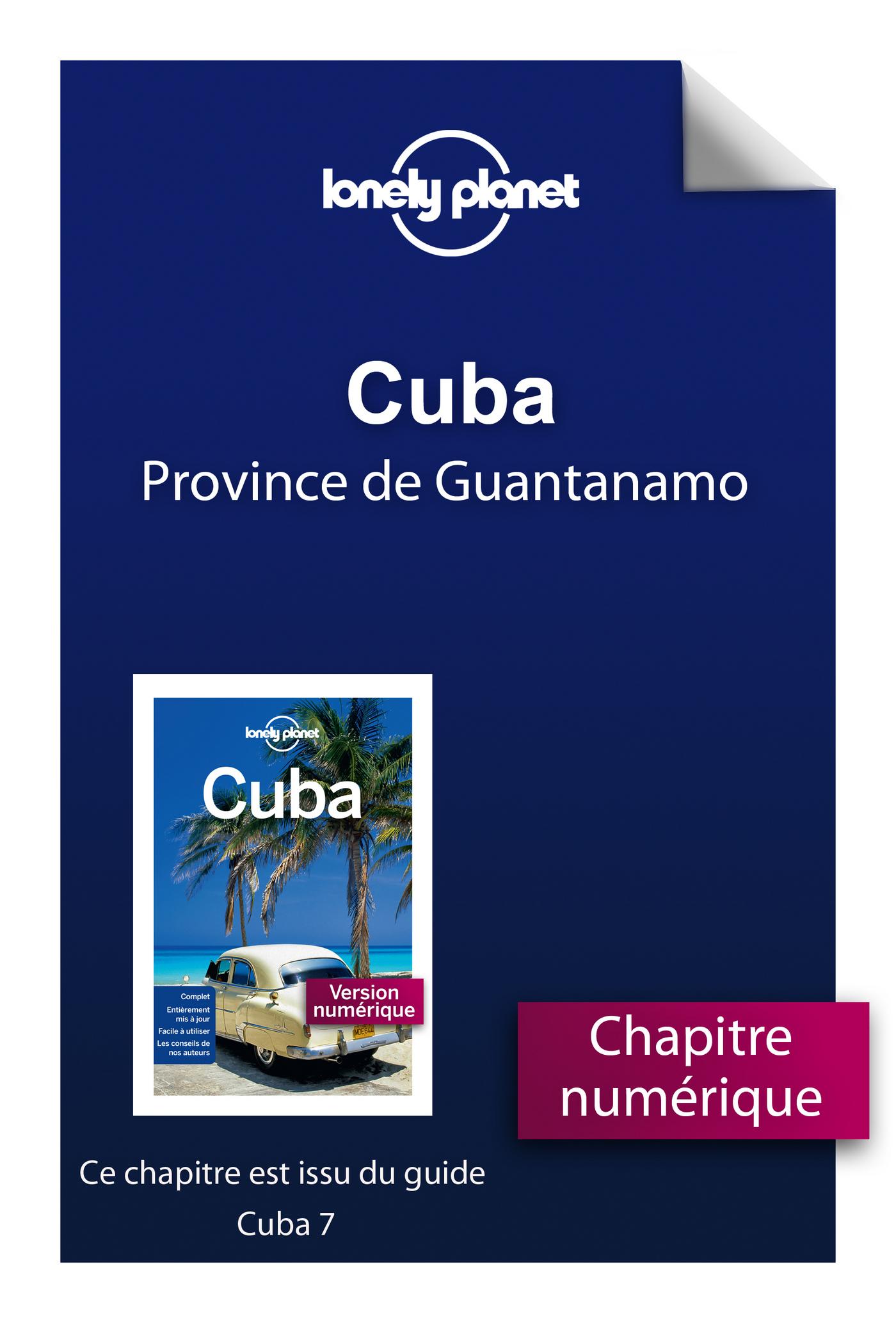 Cuba 7 - Province de Guantanamo