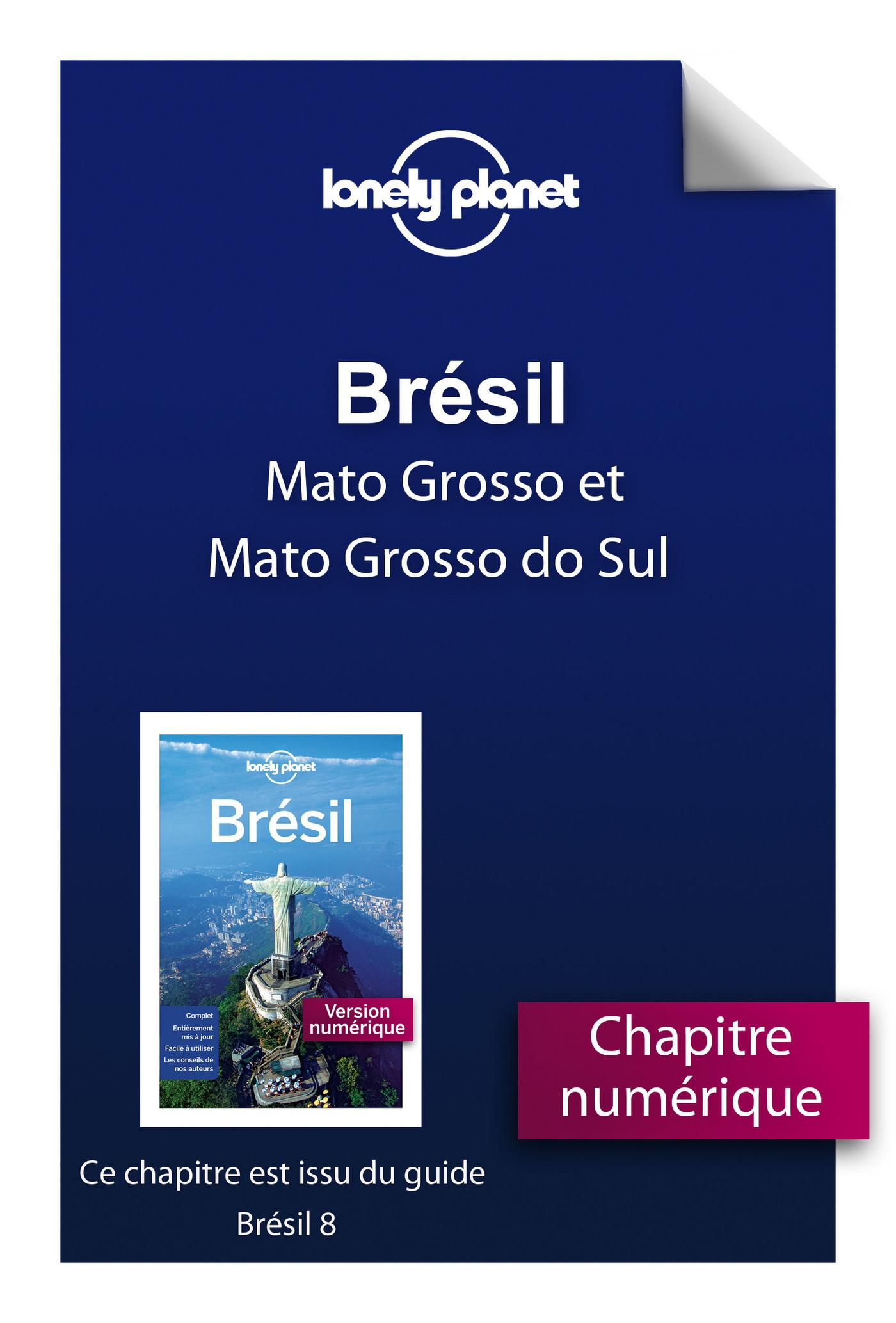 Brésil 8 - Mato Grosso et Mato Grosso do Sul