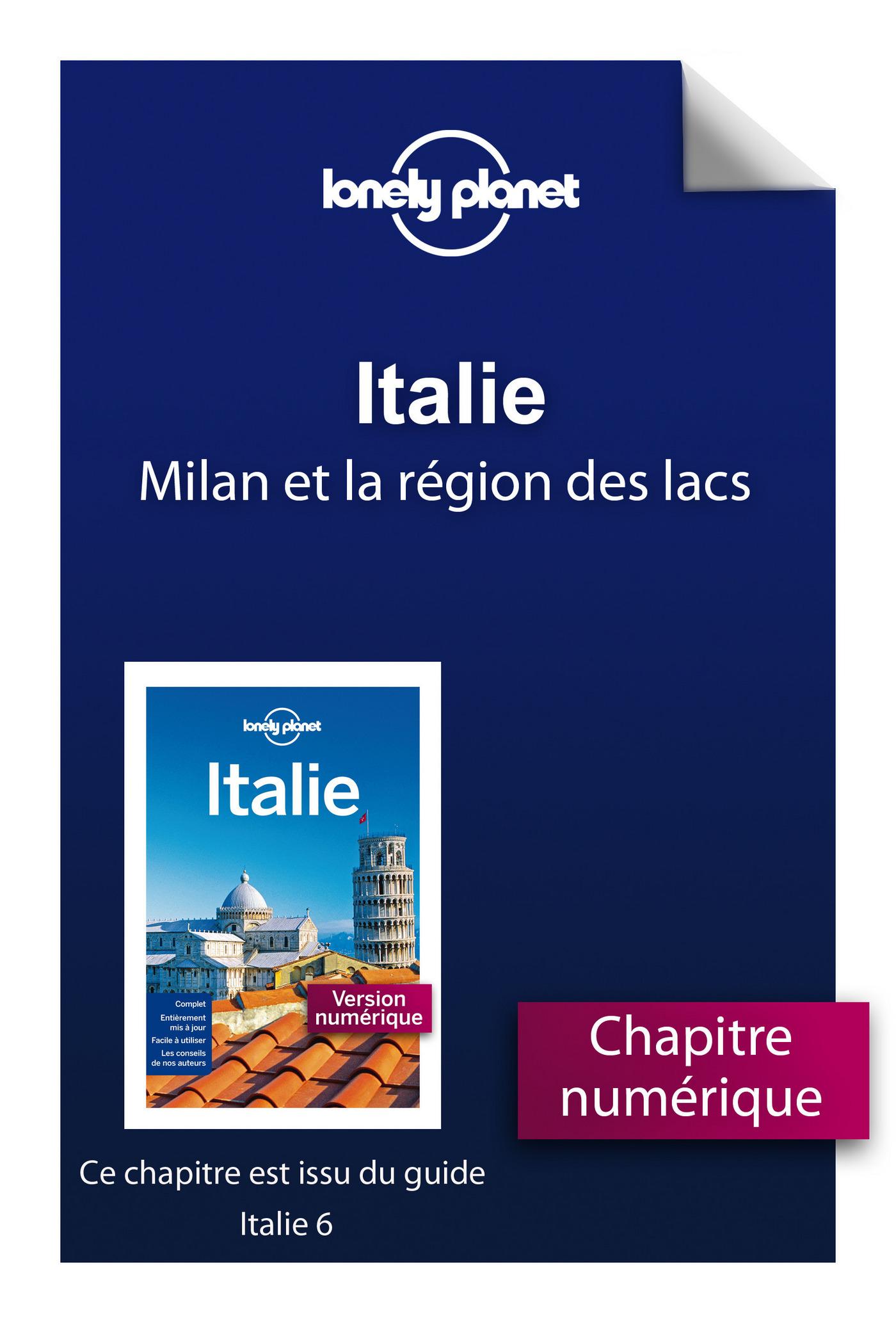 Italie 6 - Milan et la région des lacs