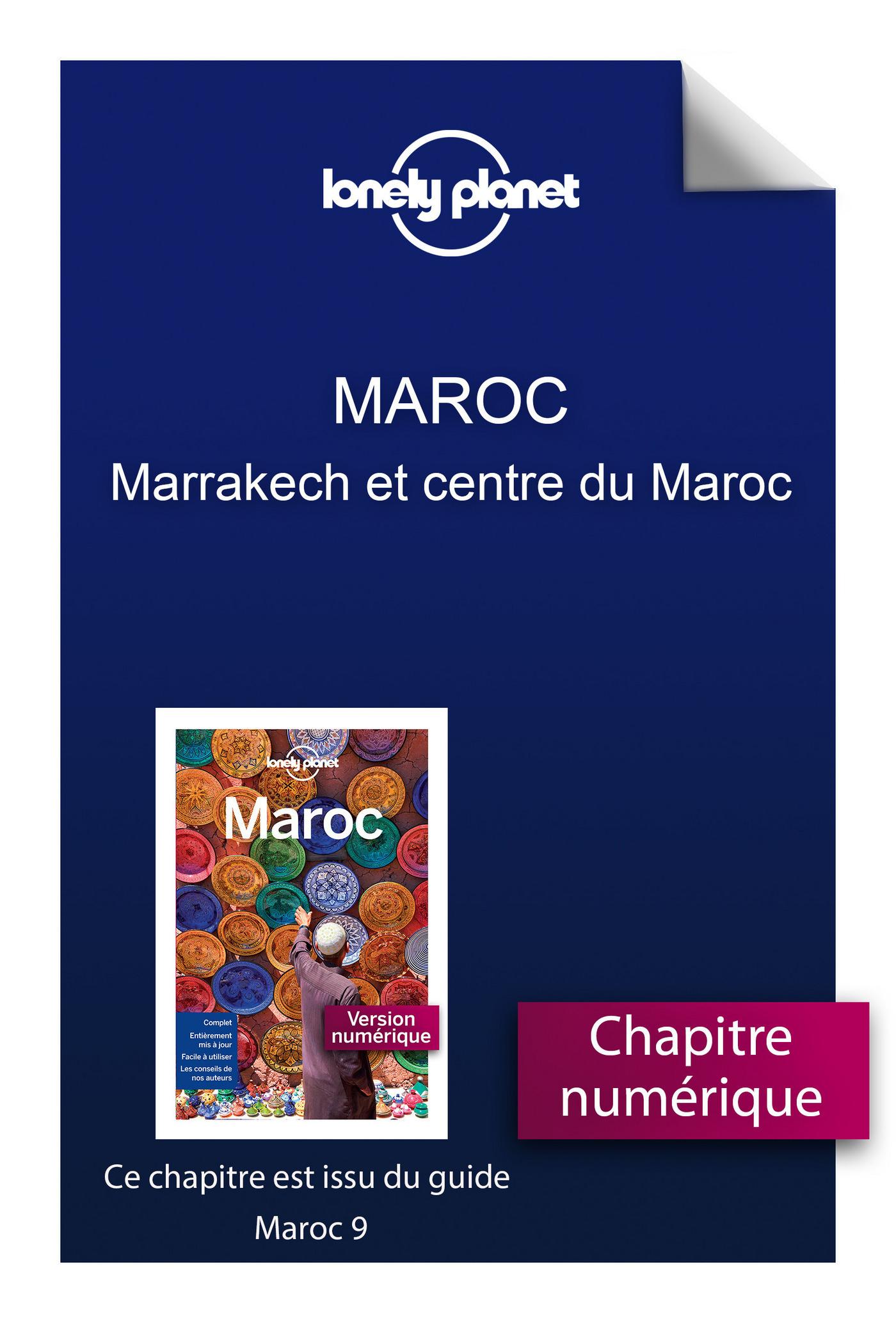 Maroc 9 - Marrakech et centre du Maroc