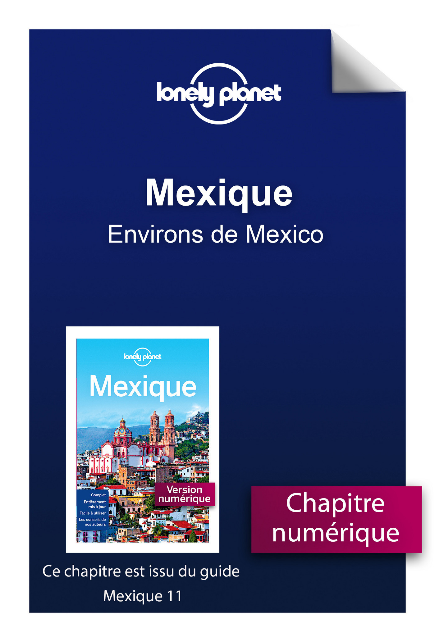 Mexique 11 - Environs de Mexico