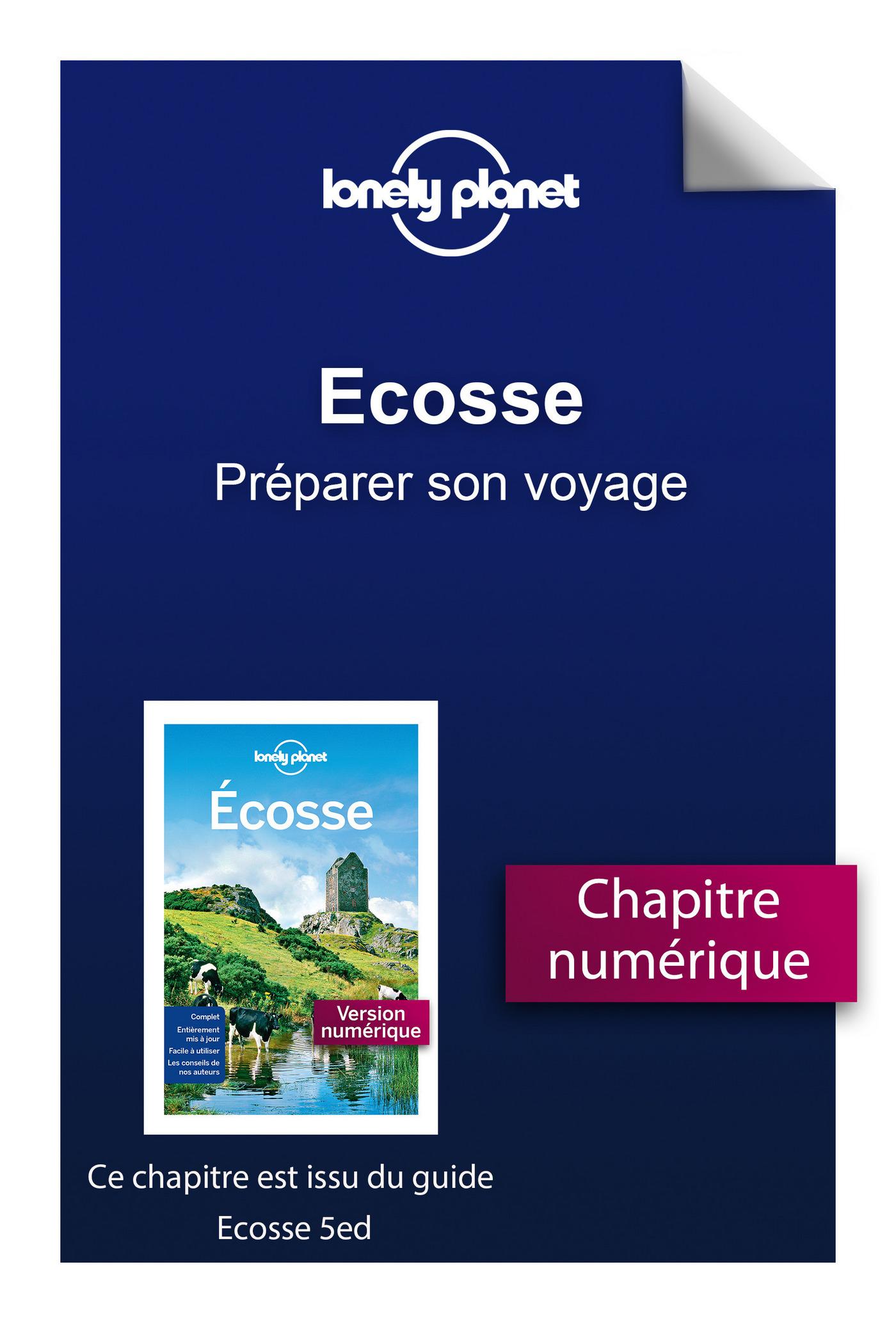 Ecosse 5 - Préparer son voyage