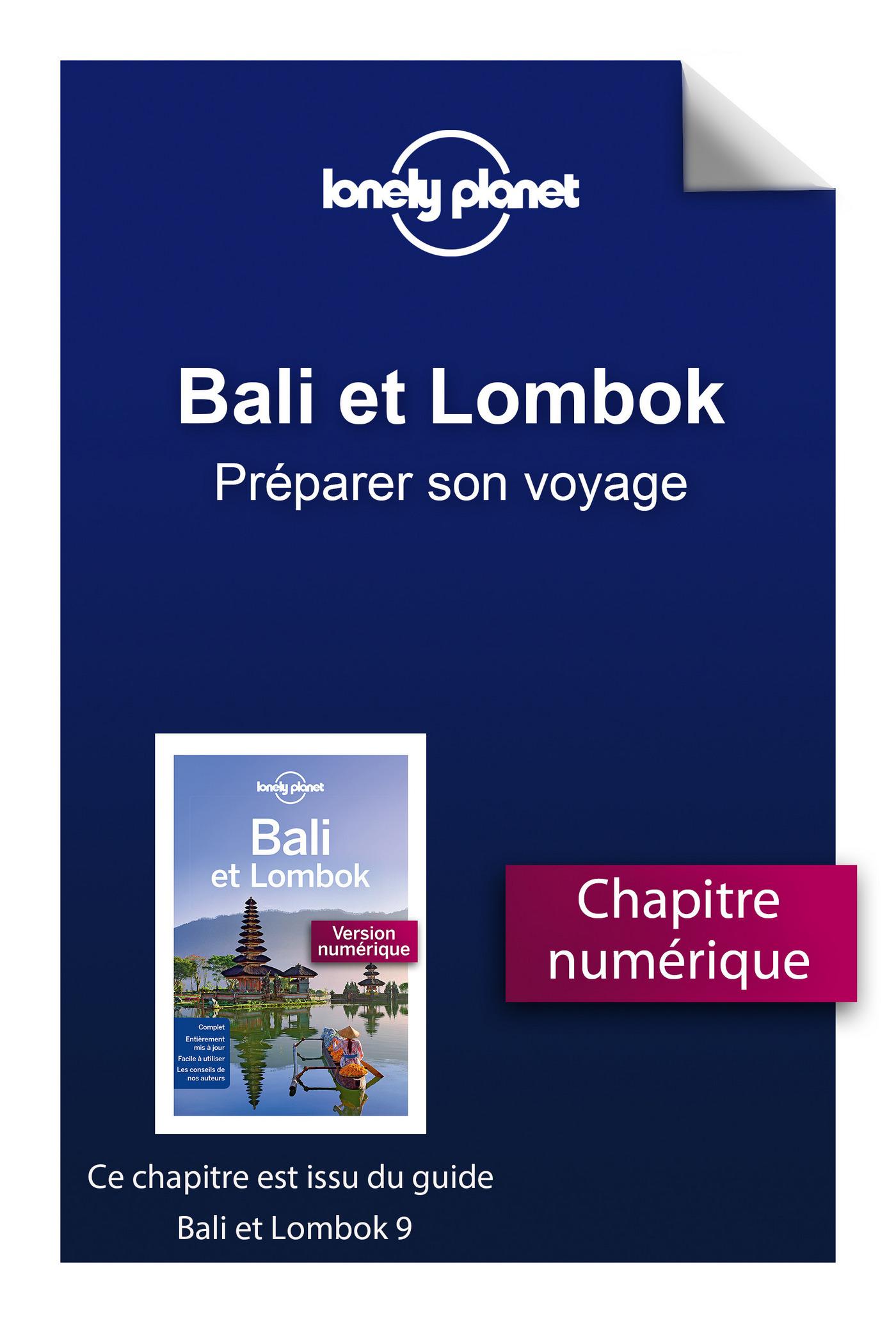 Bali et Lombok 9 - Préparer son voyage