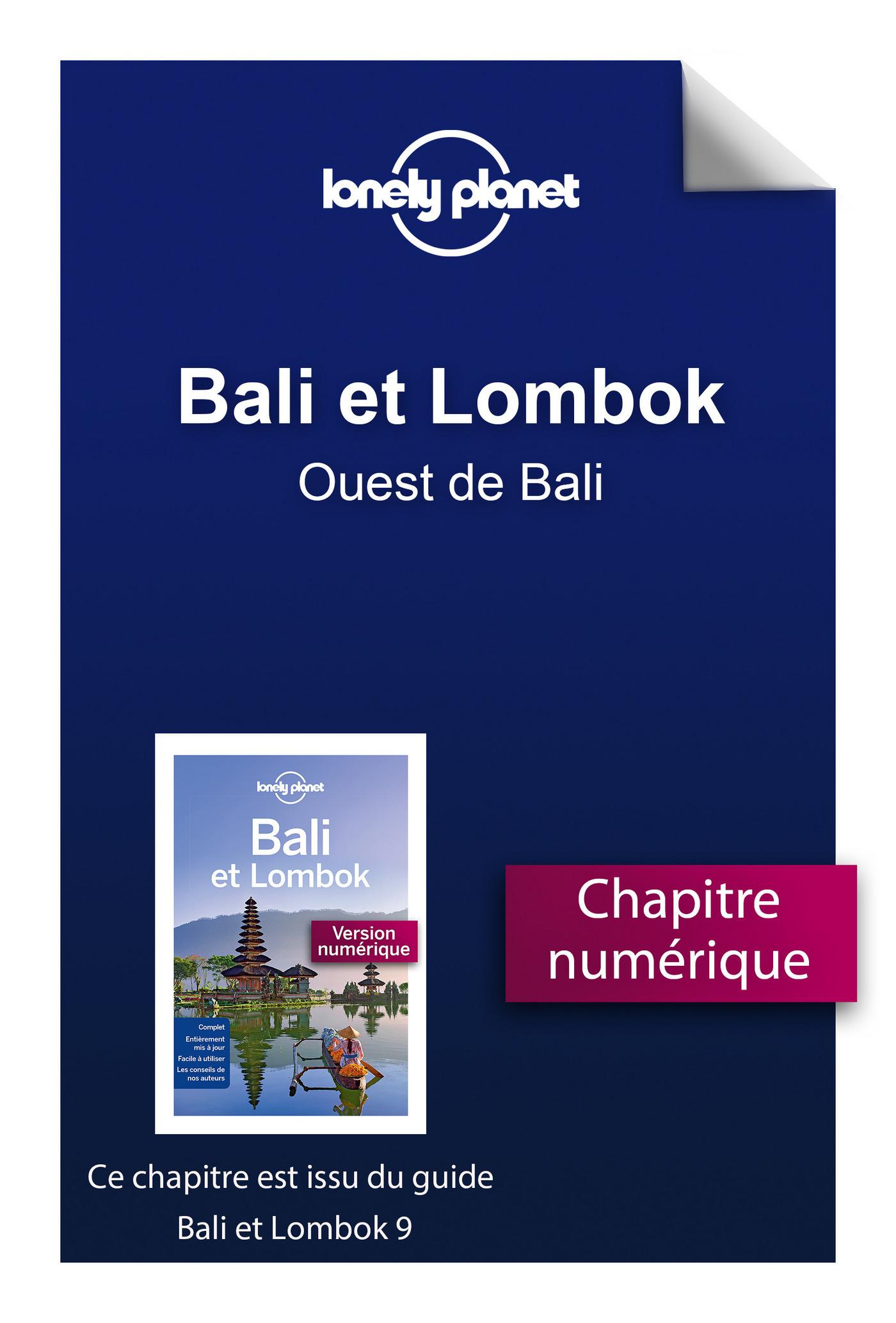 Bali et Lombok 9 - Ouest de Bali