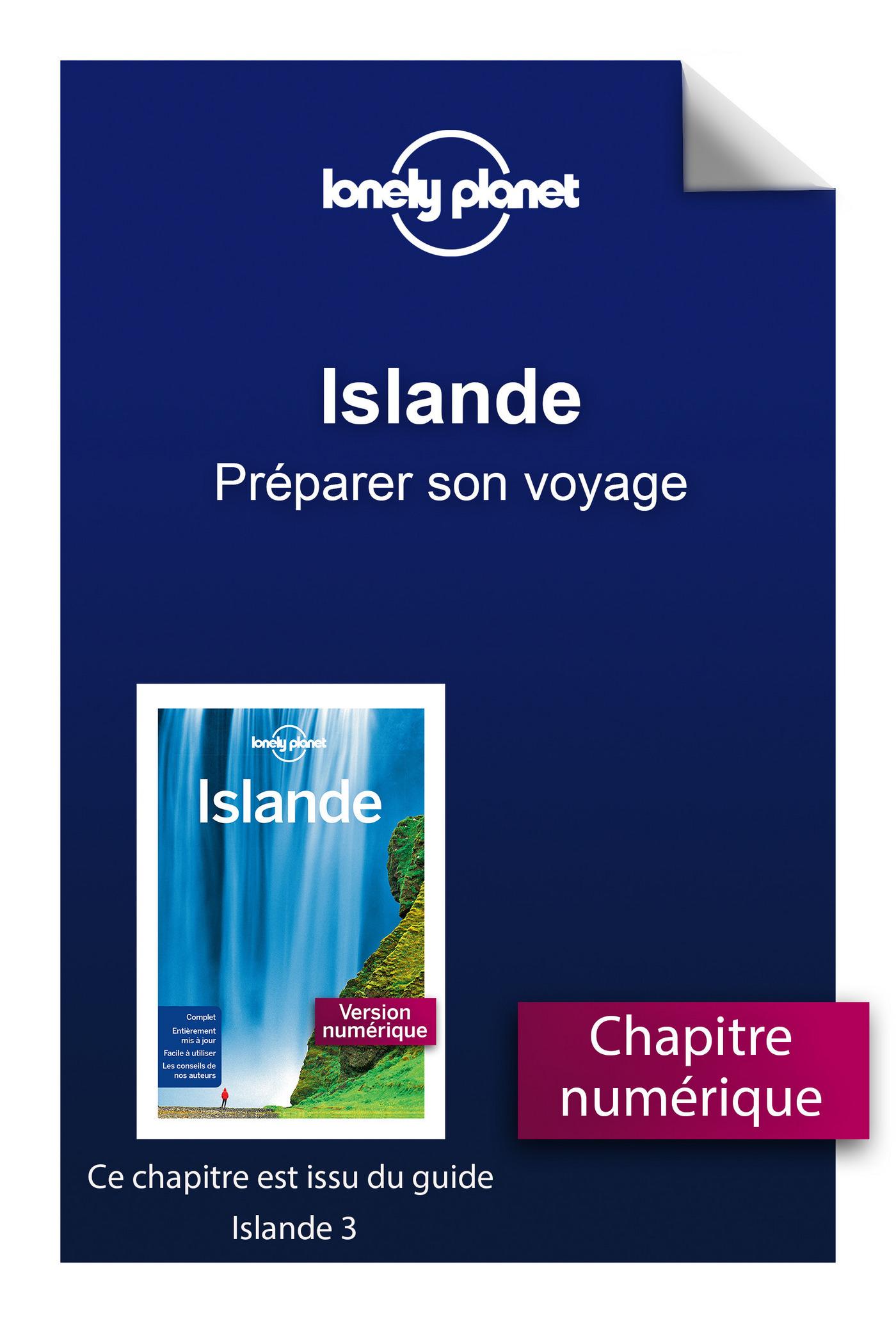 Islande 3 - Préparer son voyage