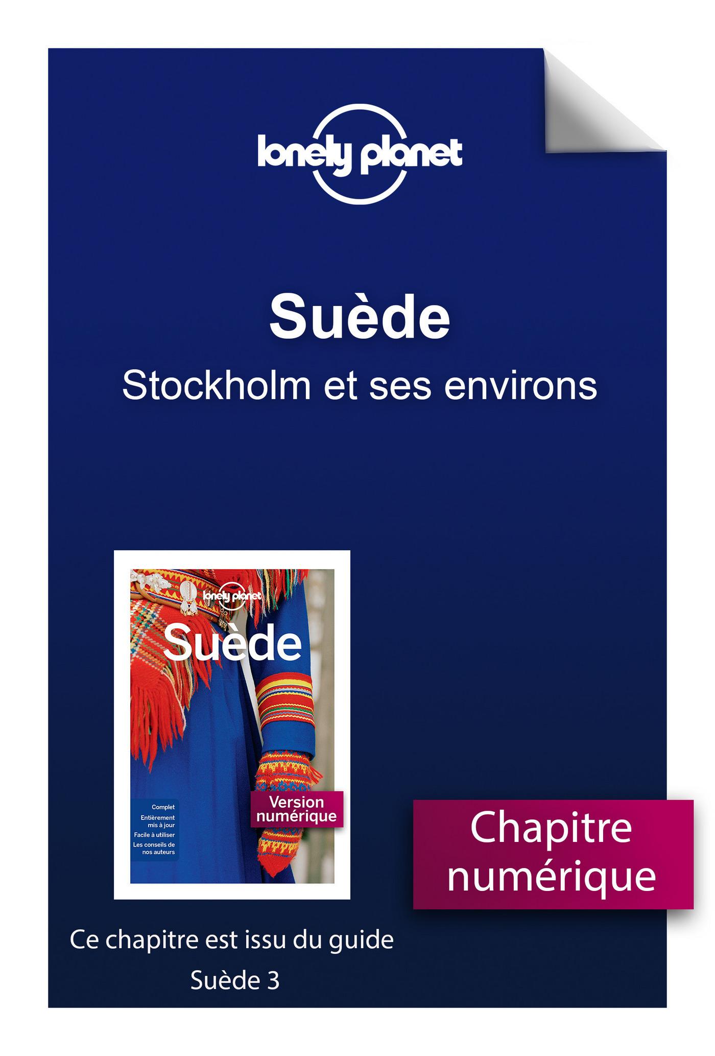 Suède 3 - Stockholm et ses environs