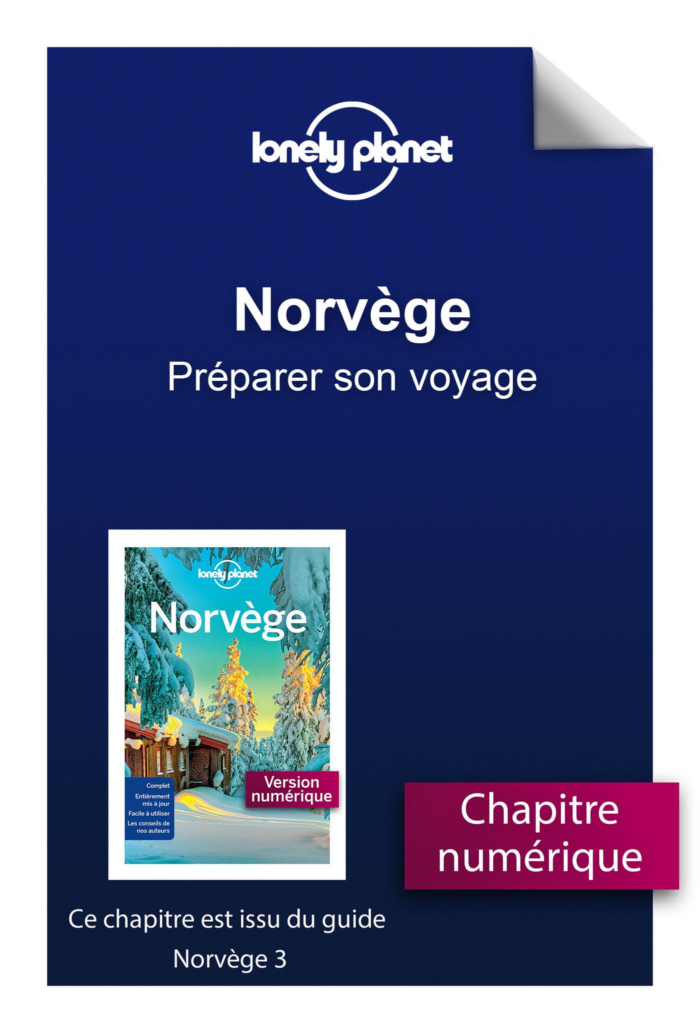 Norvège 3 - Préparer son voyage
