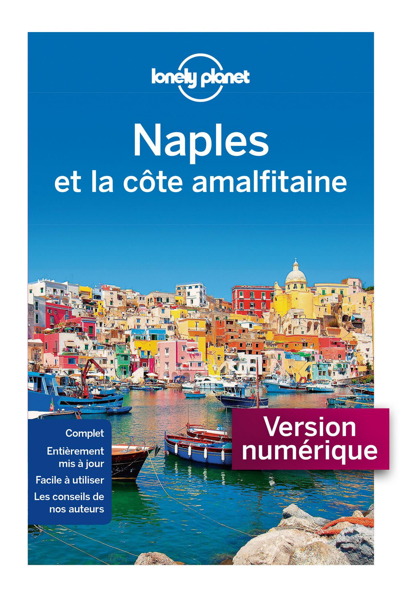 NAPLES ET LA COTE AMALFITAINE 5ED