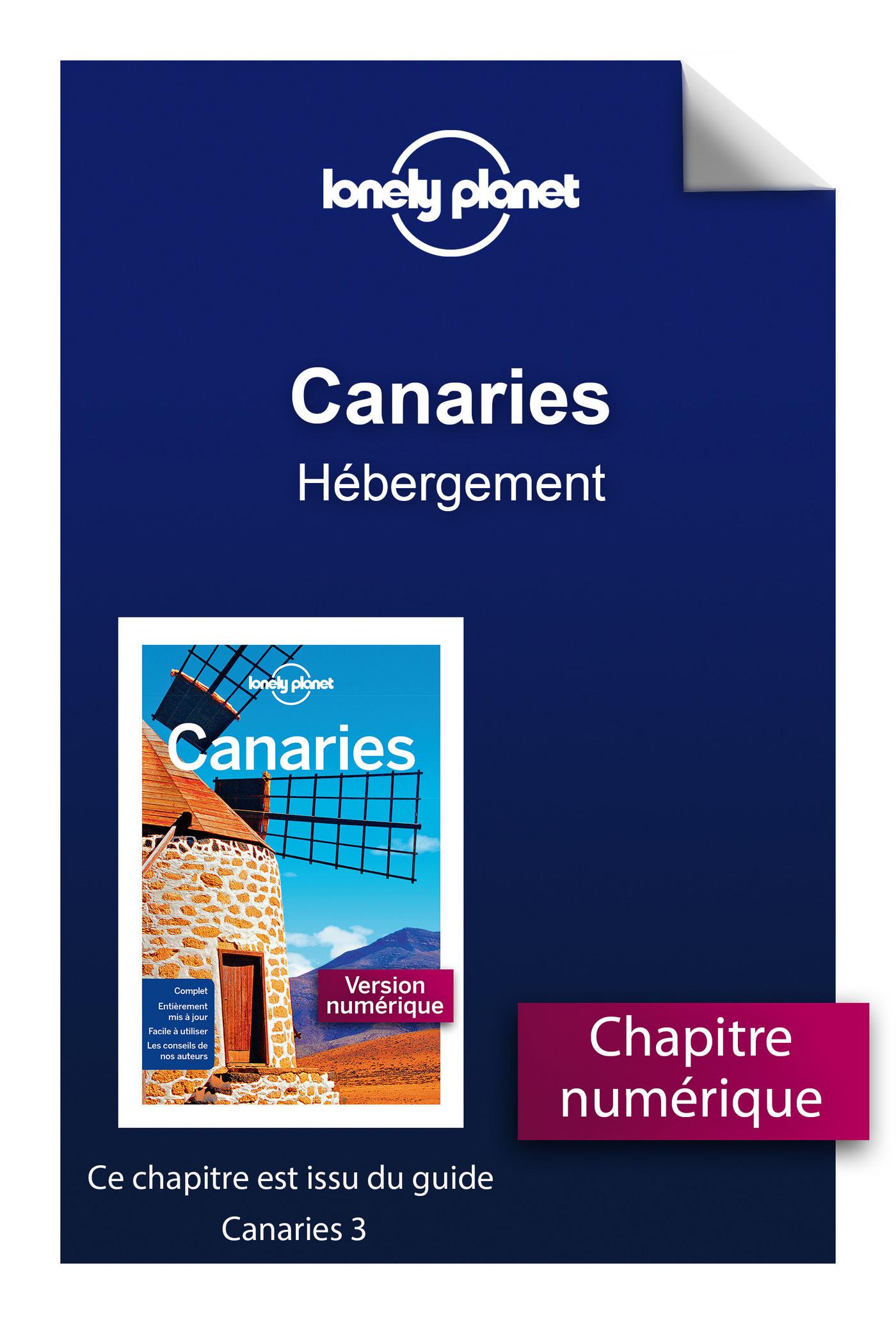 Canaries - Hébergement