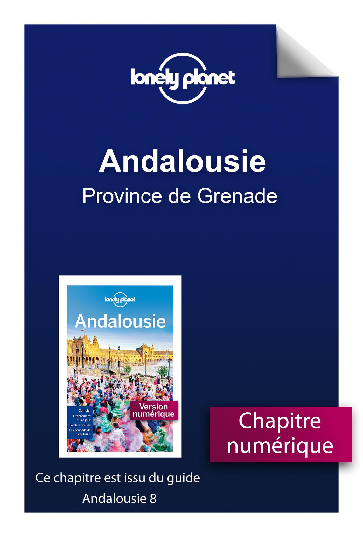 Andalousie - Province de Grenade