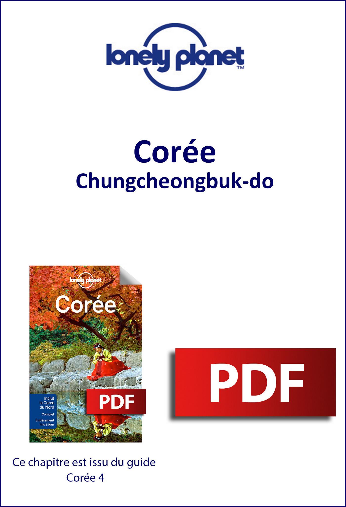 Corée - Chungcheongbuk-do