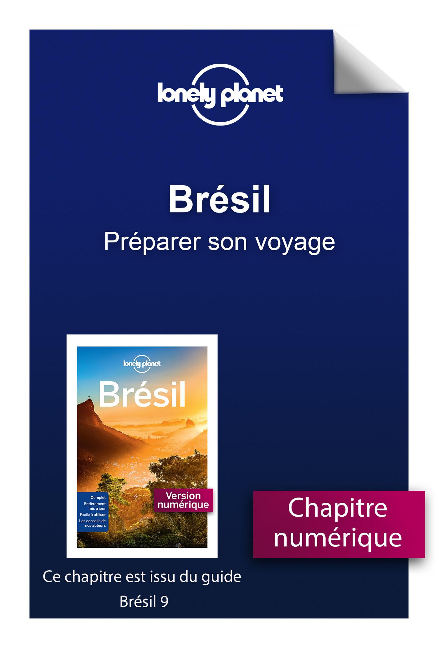 Brésil 9 - Préparer son voyage