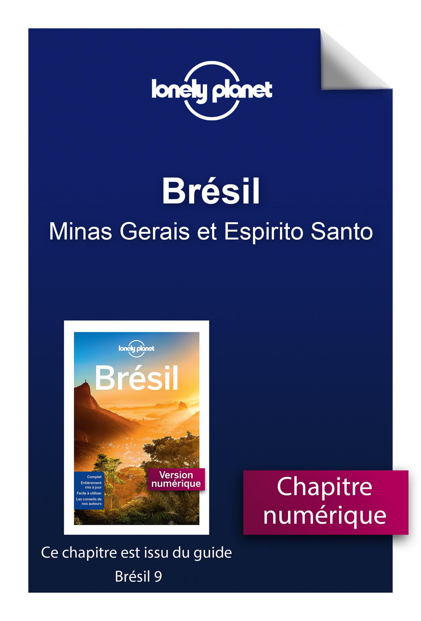 Brésil 9 - Minas Gerais et Espirito Santo