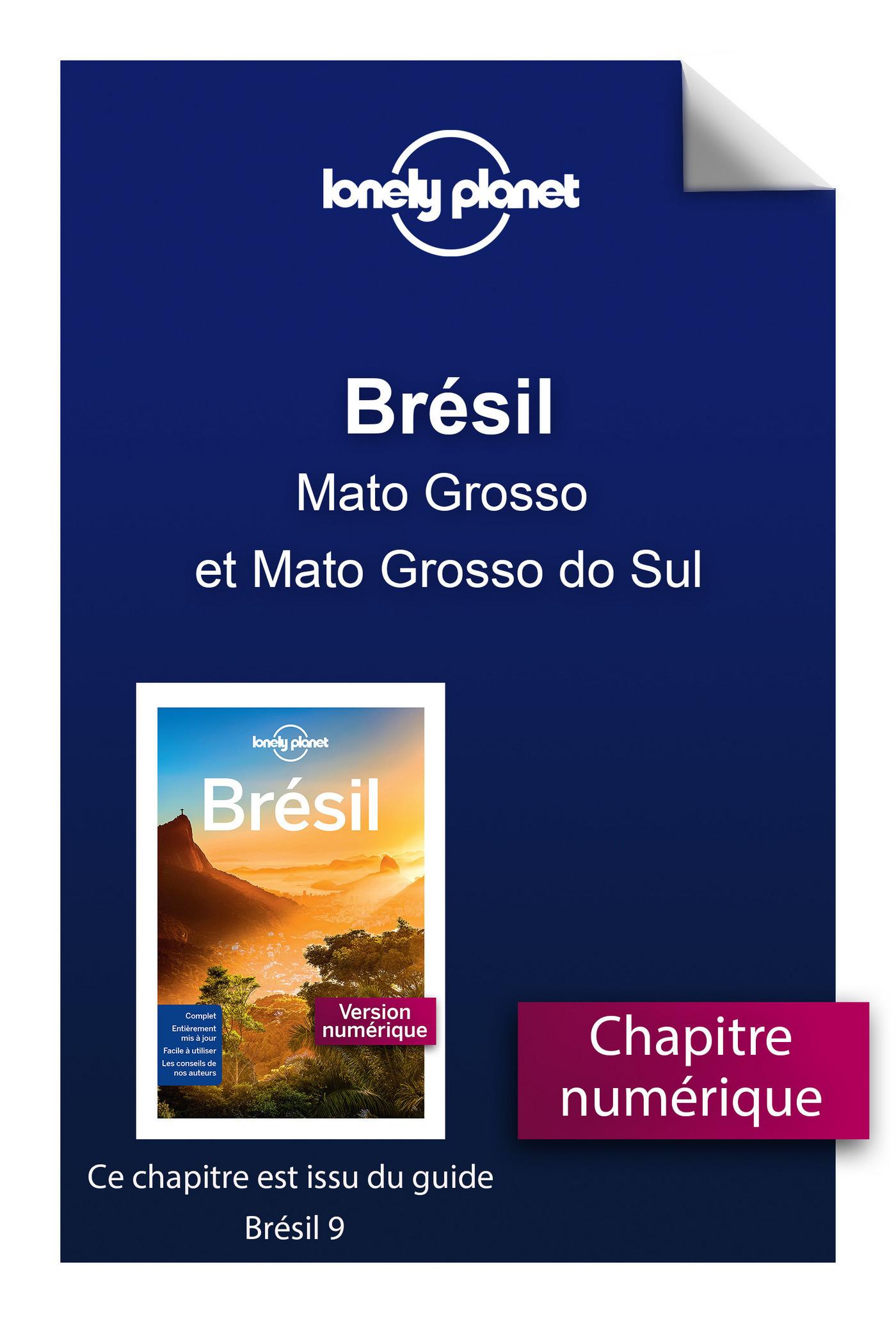 Brésil 9 - Mato Grosso et Mato Grosso do Sul