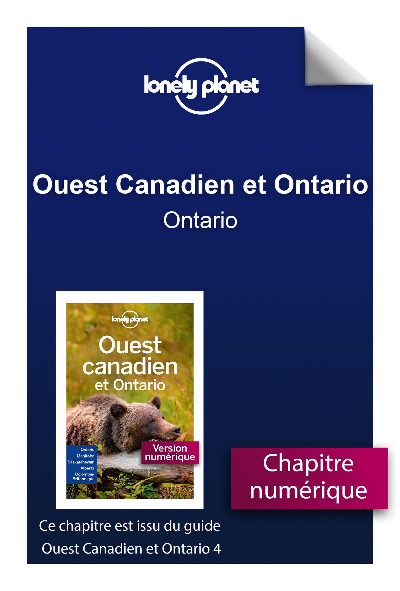 Ouest Canadien et Ontario 4 - Ontario