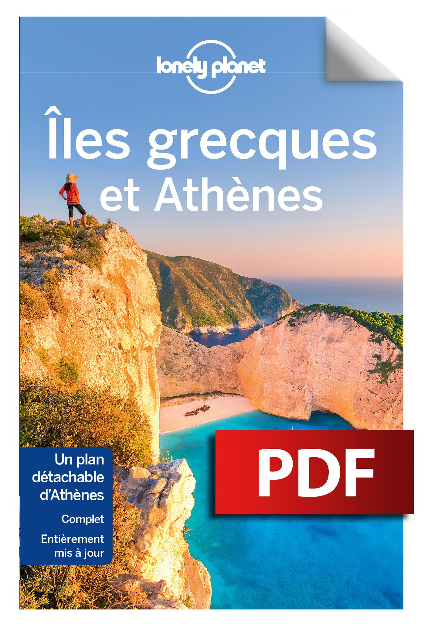 ?les grecques et Ath?nes - 10ed