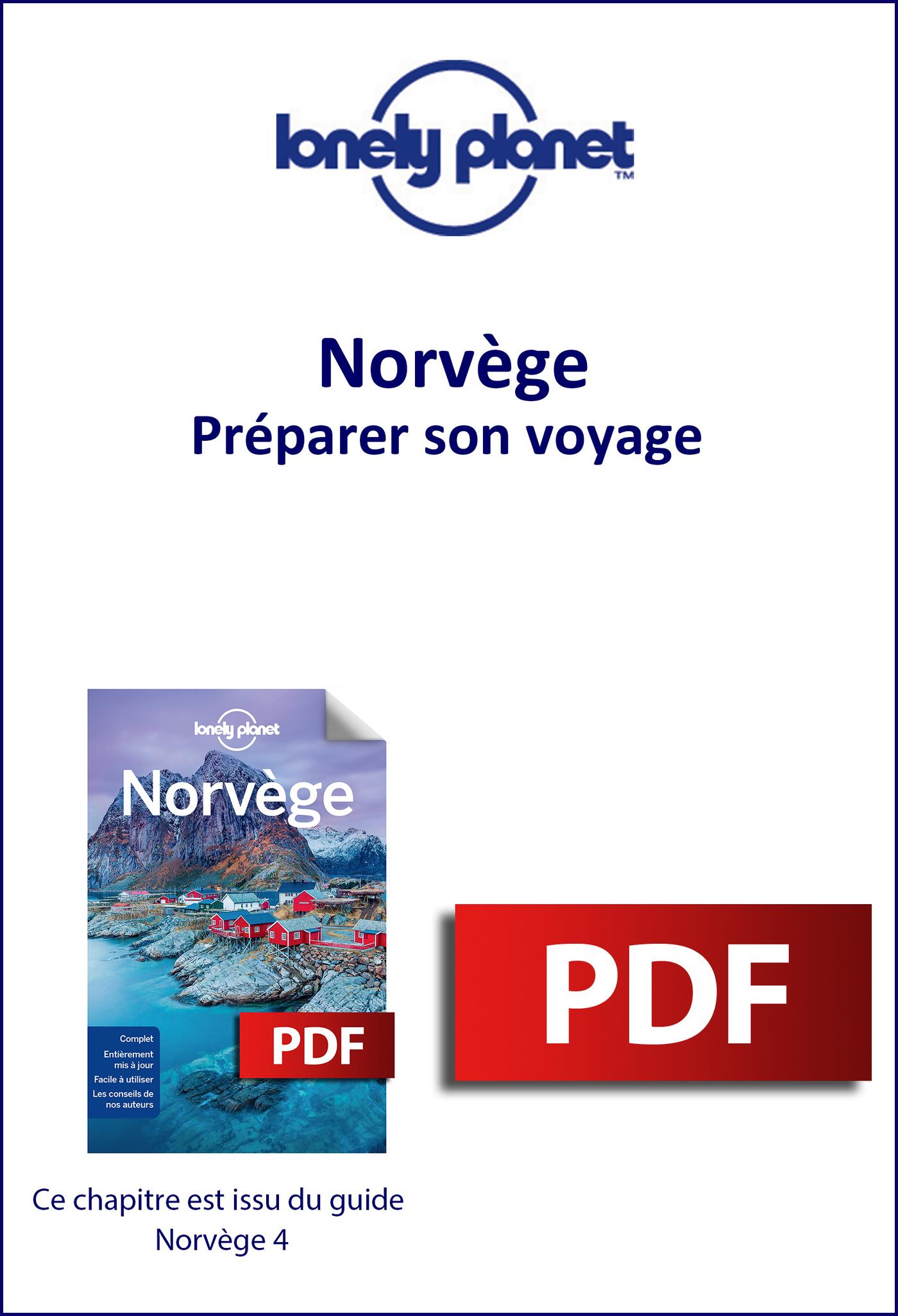 Norvège - Préparer son voyage