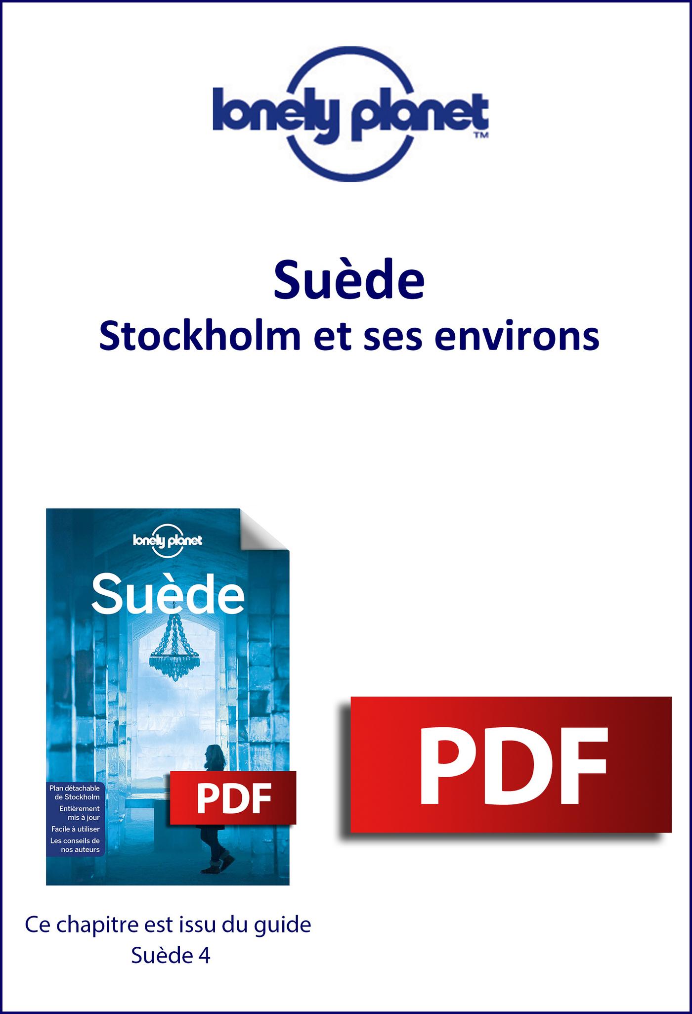 Suède - Stockholm et ses environs
