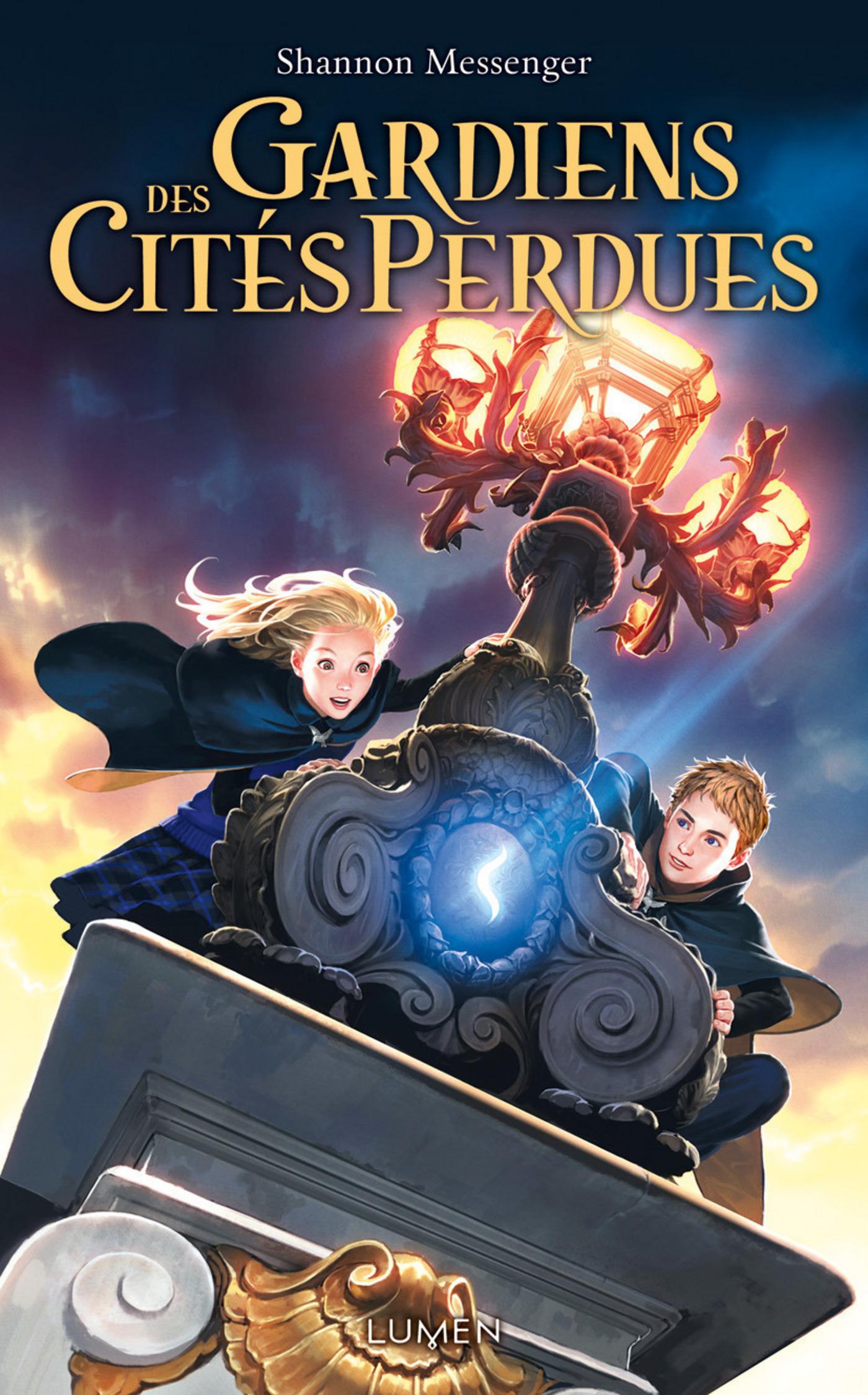 Gardiens des Cités perdues - tome 1 (ebook)