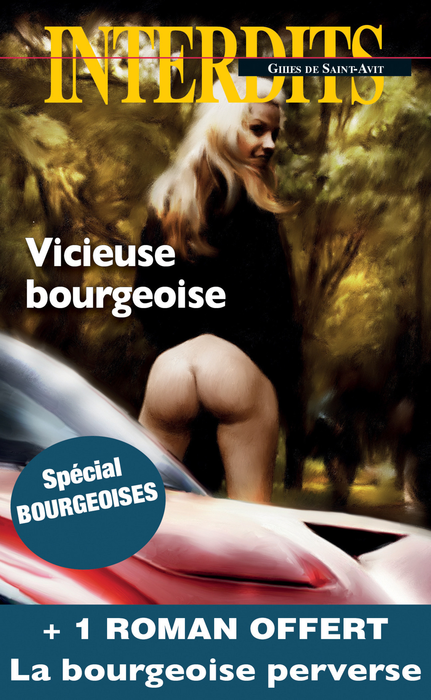 Duo Interdits 3 - Sélection bourgeoise (ebook)