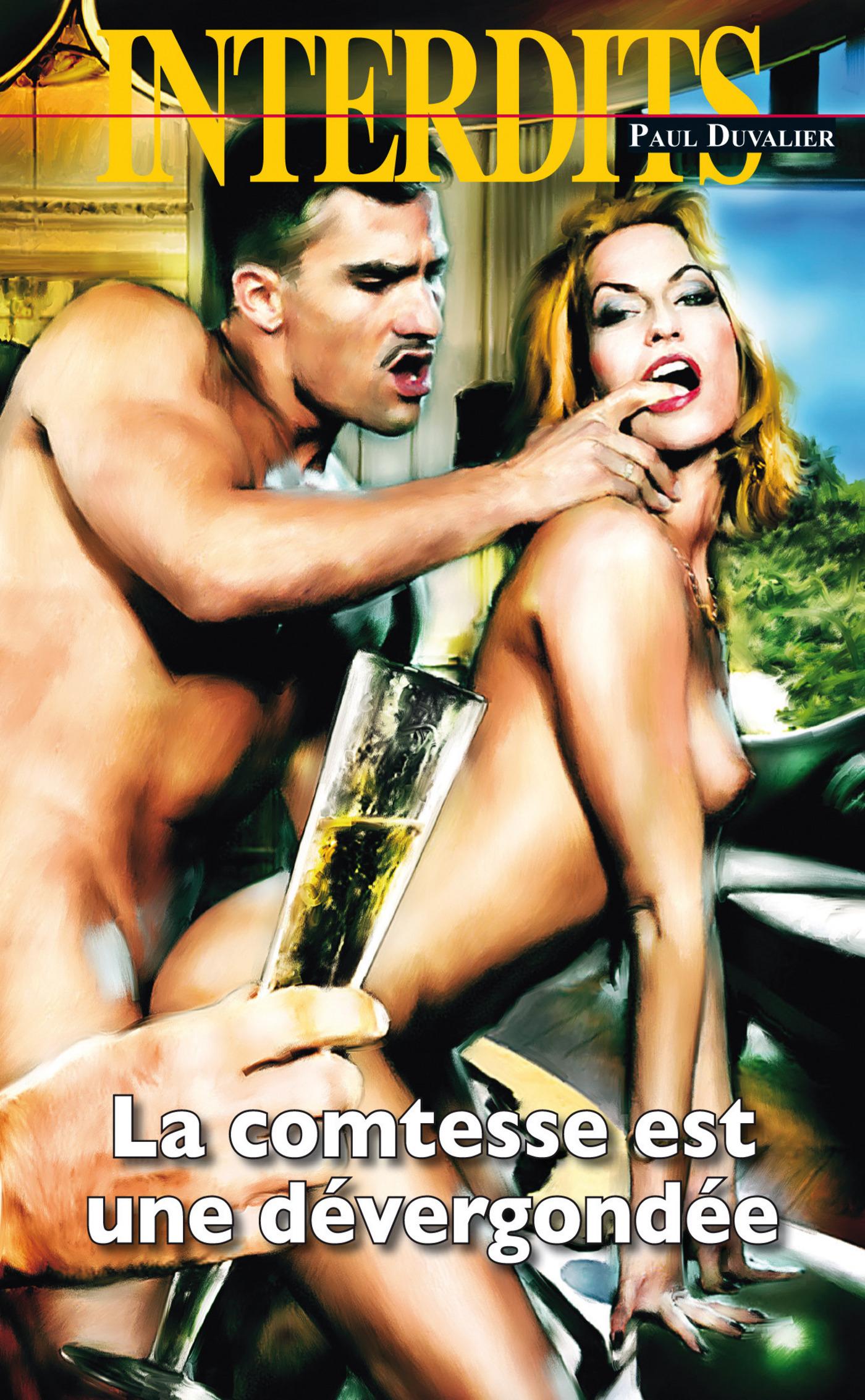 La Comtesse est une dévergondée (ebook)