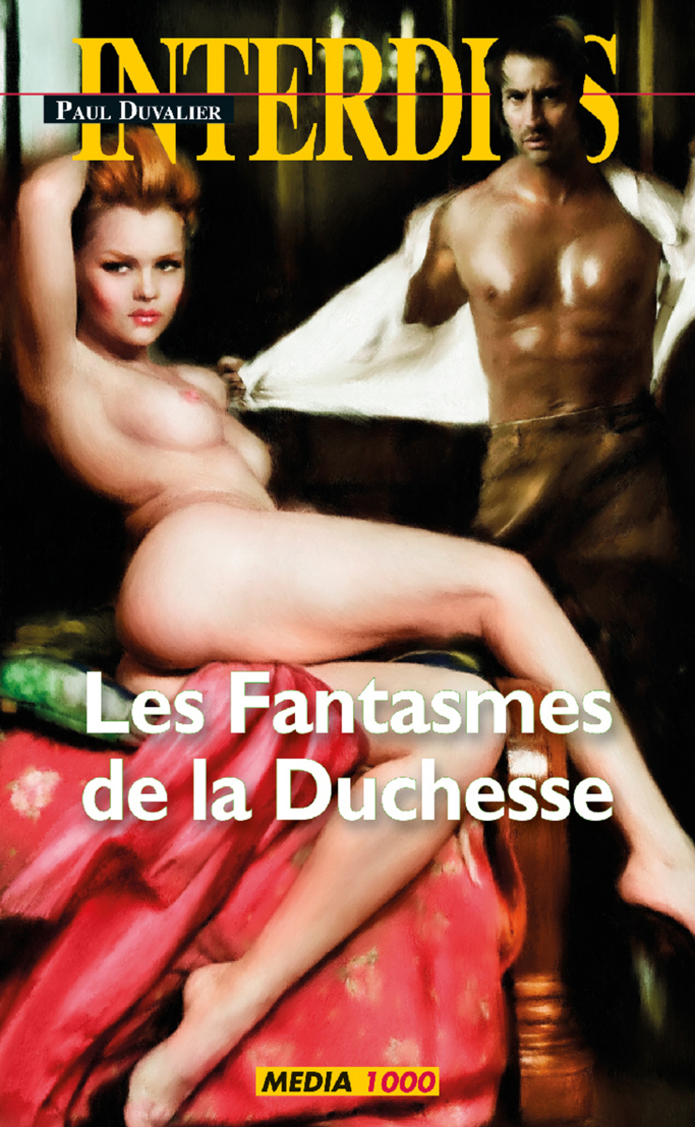 Les fantasmes de la duchesse (ebook)