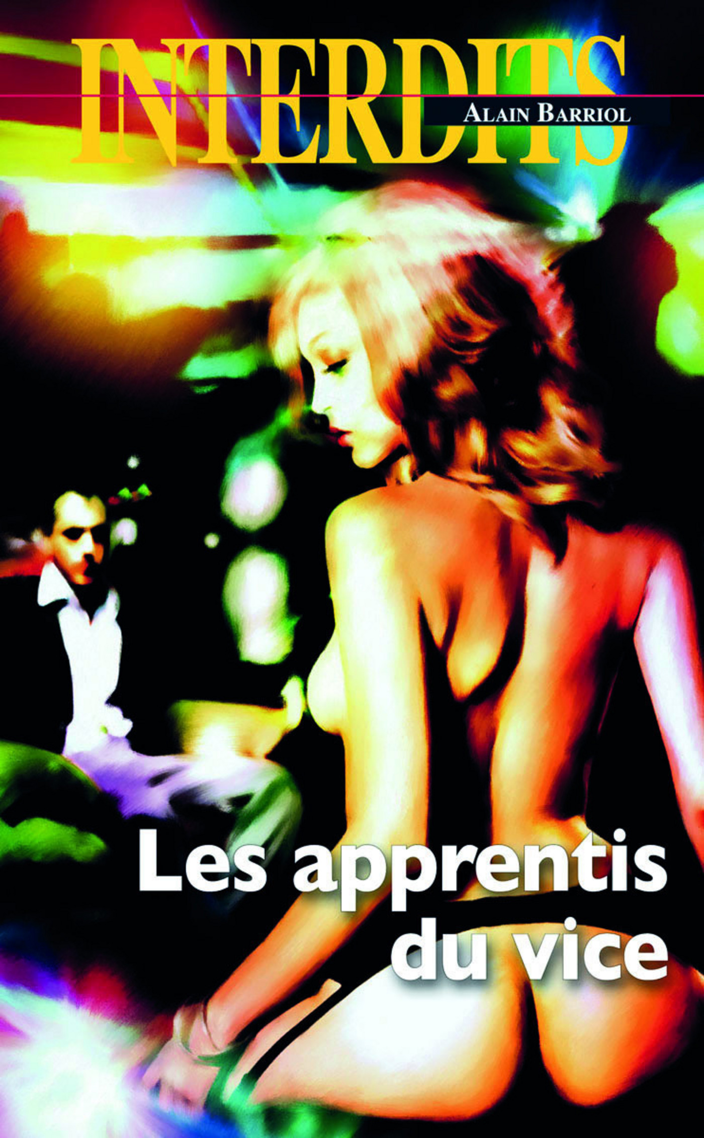 Les apprentis du vice (ebook)