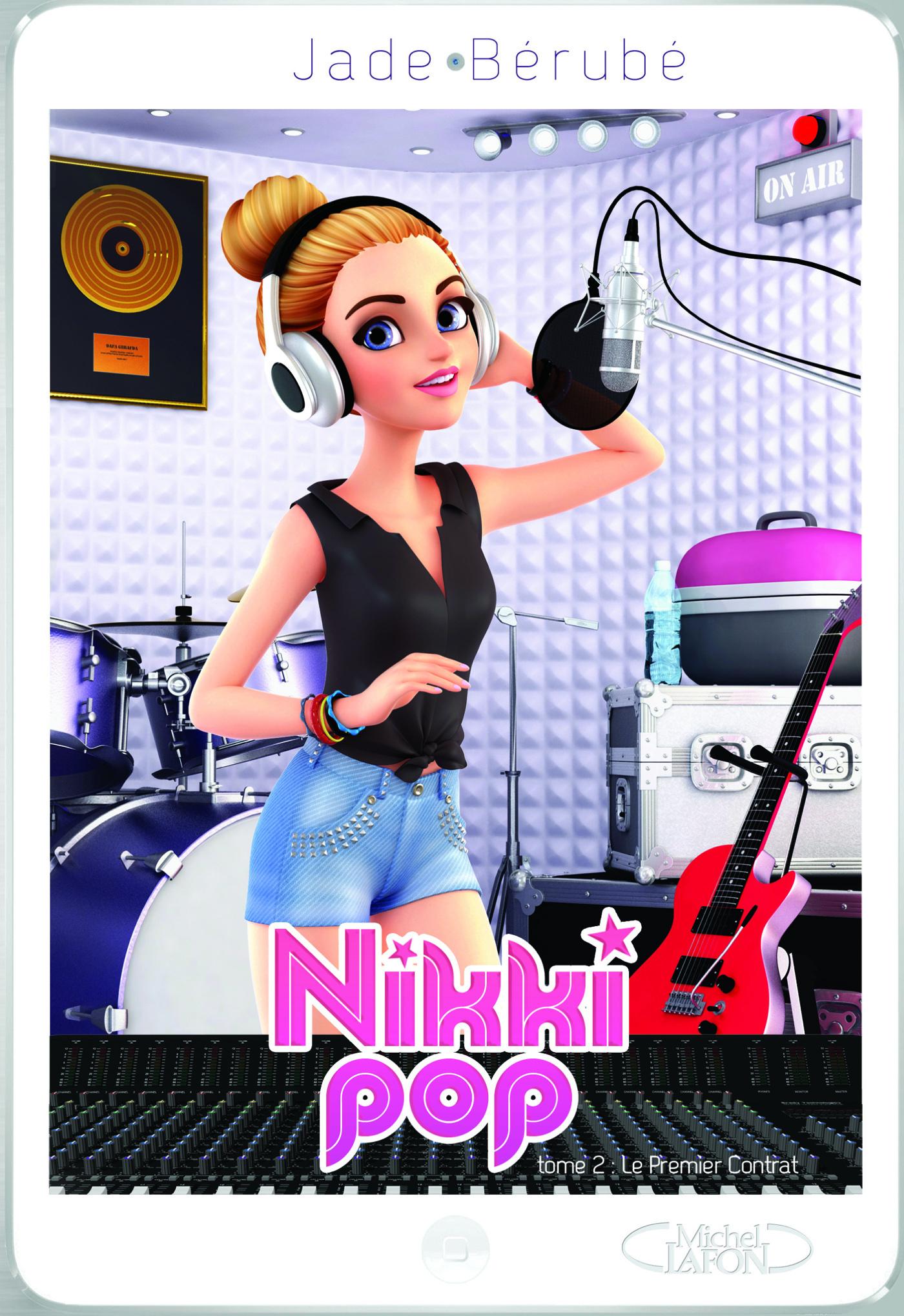 Nikki pop T02 Le premier contrat