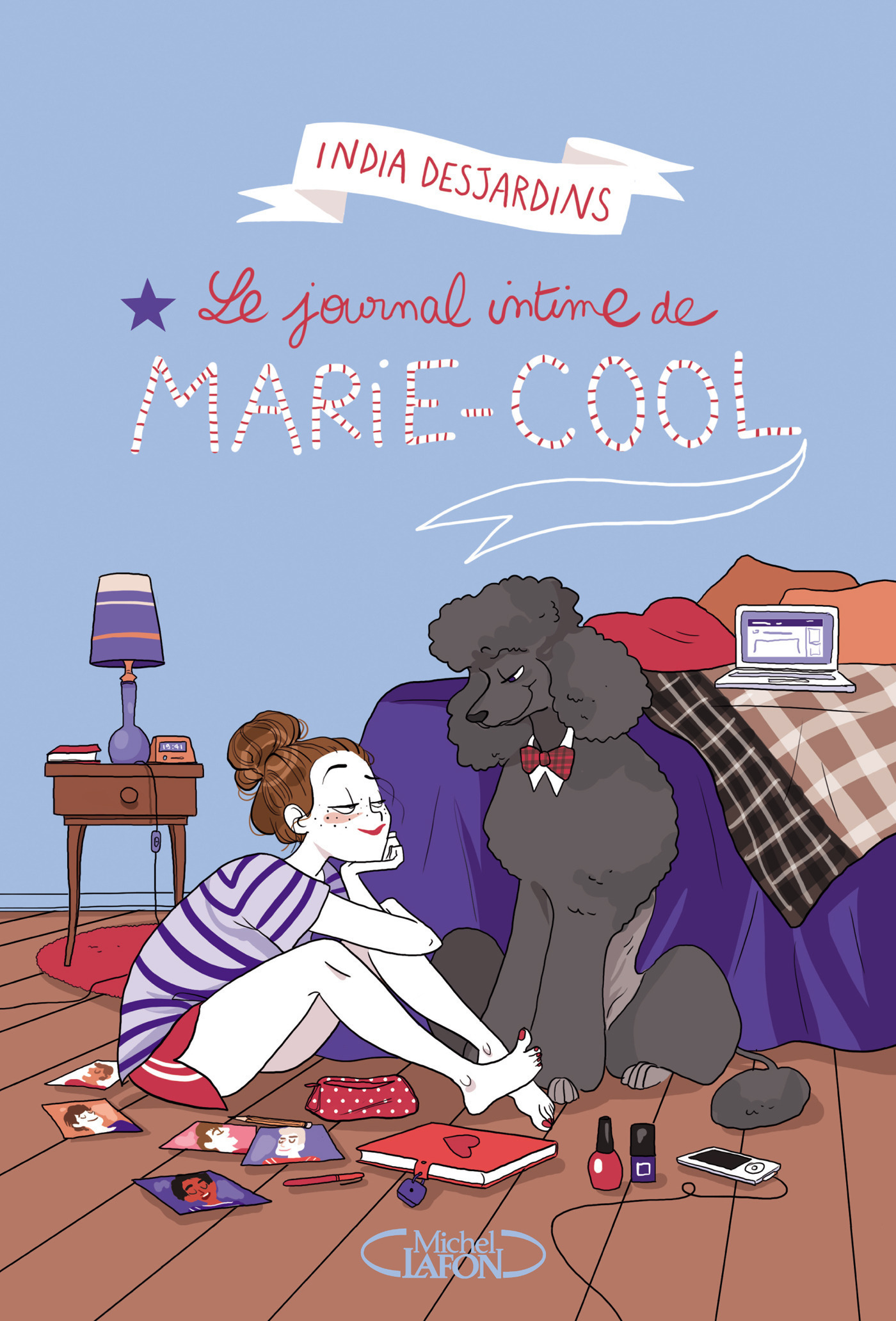 Le journal intime de Marie Cool (ebook)
