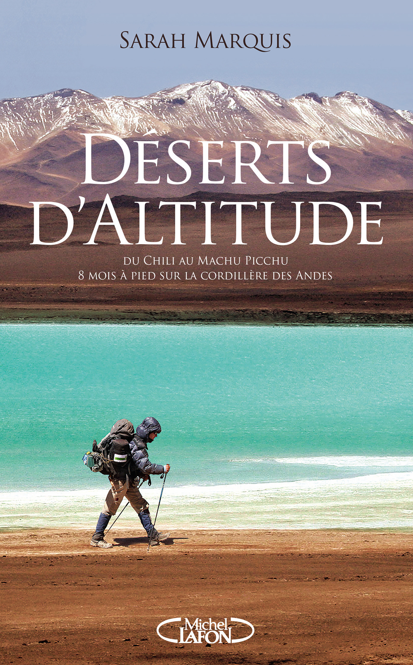 Déserts d'altitude (ebook)