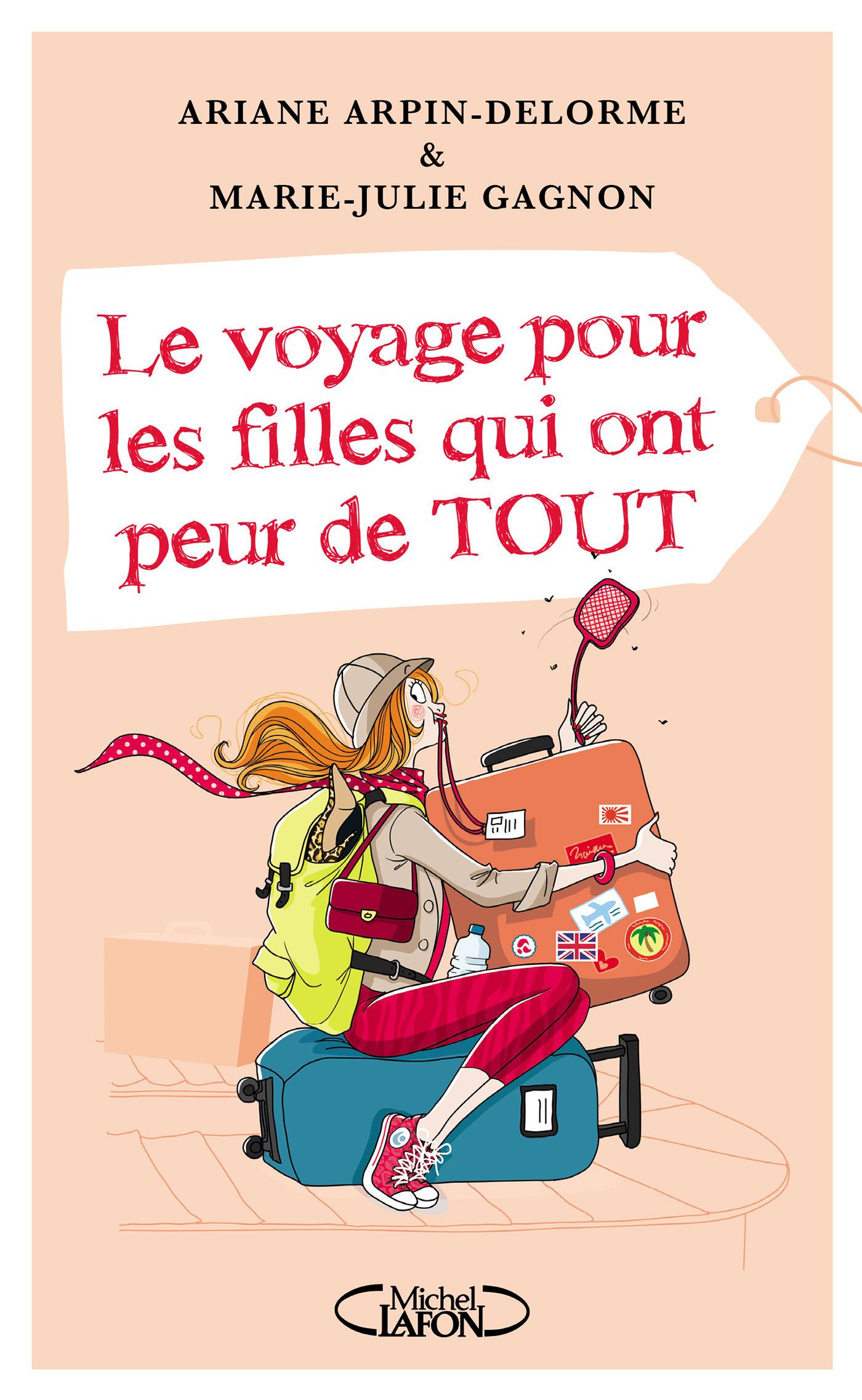 Le voyage pour les filles qui ont peur de tout (ebook)