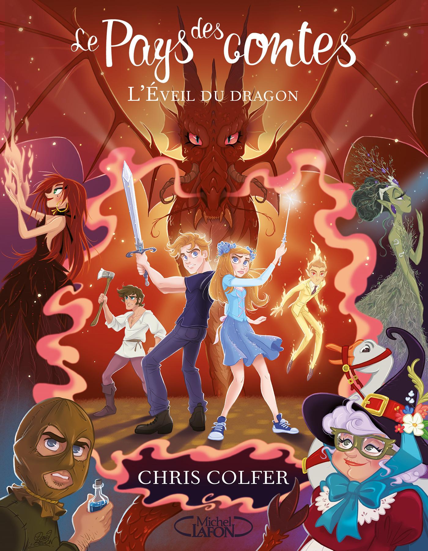 Le pays des contes - tome 3 L'éveil du dragon (ebook)