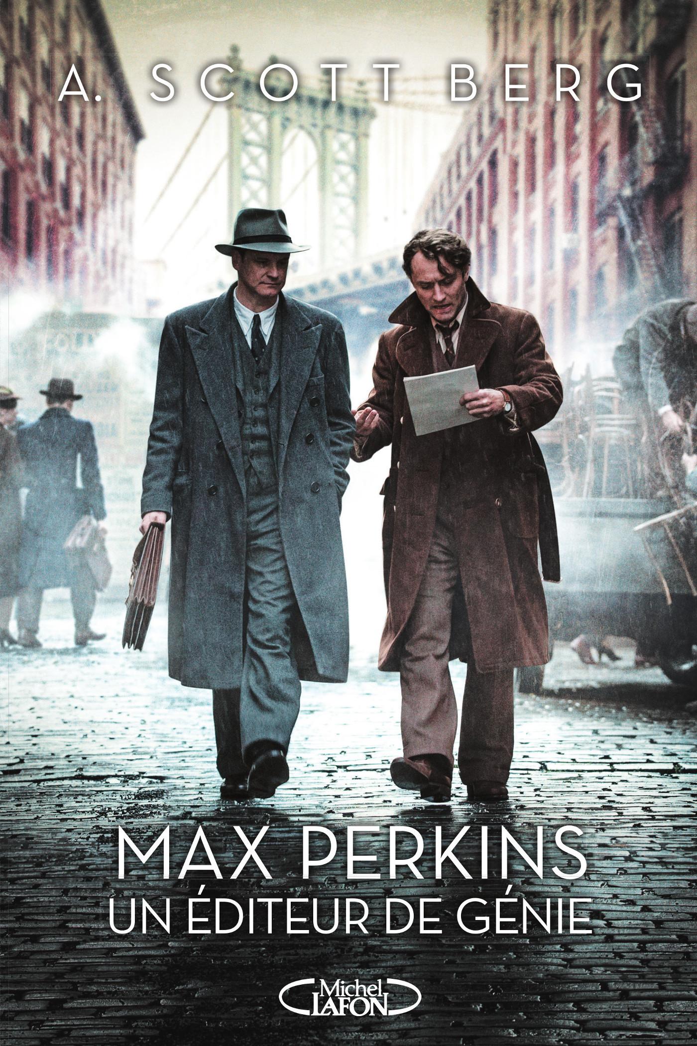 Max Perkins - Un éditeur de génie