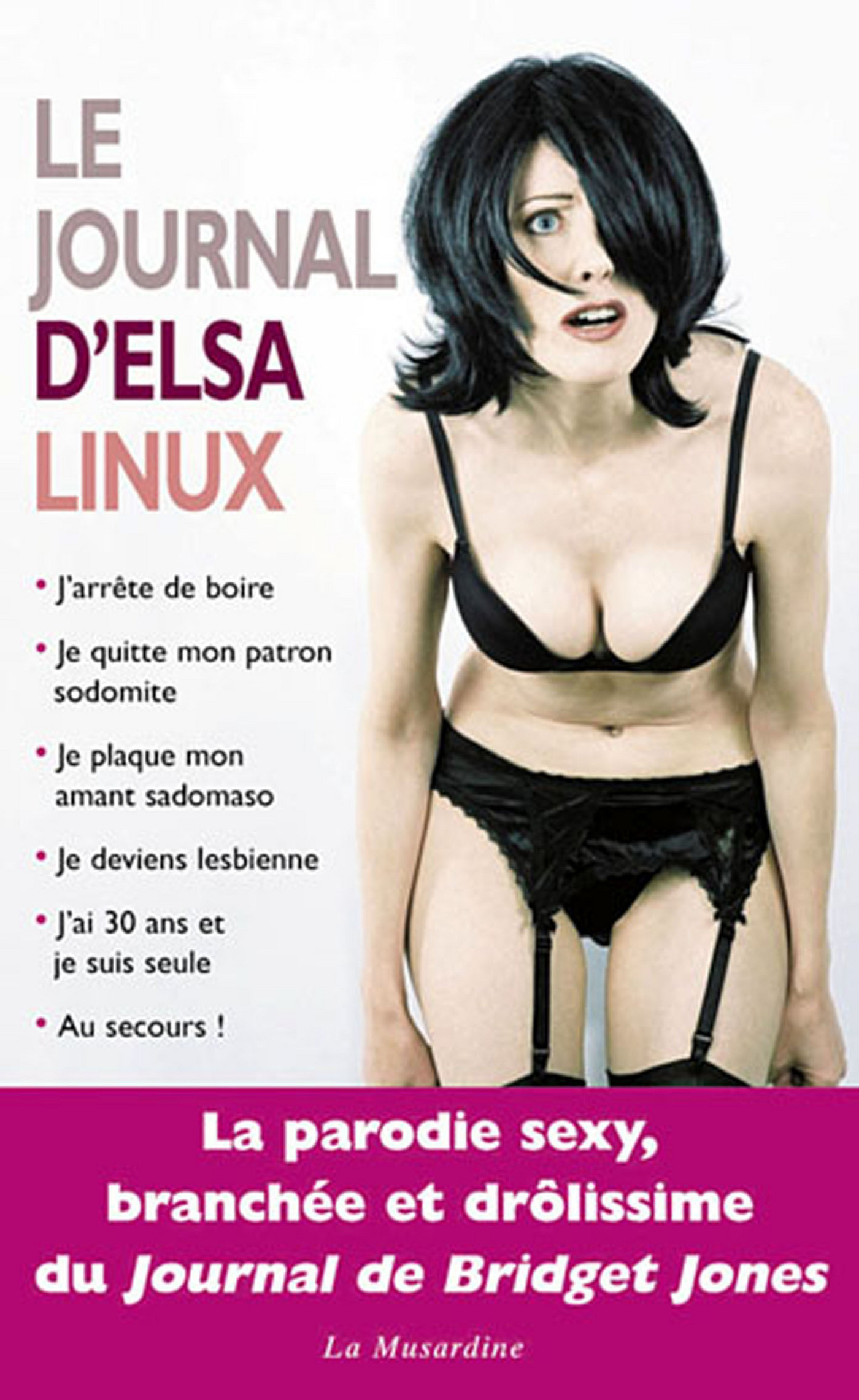 Le journal d'Elsa Linux (ebook)