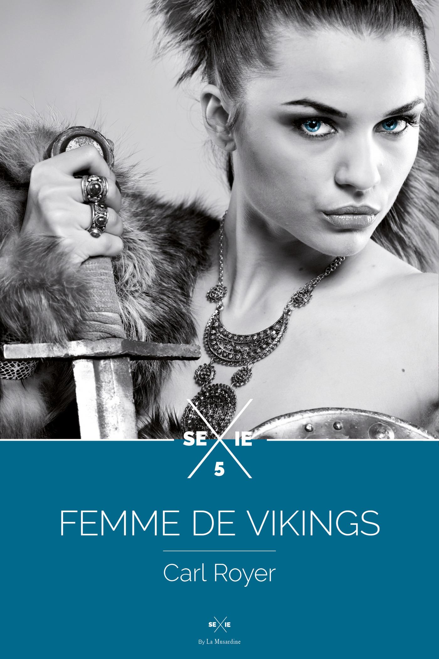 Femme de Vikings - Episode 5 (ebook)